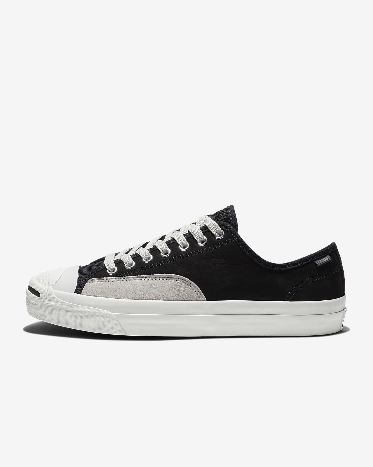 Converse Jack Purcell Pro Leather Low Top  Men's Skate Shoe