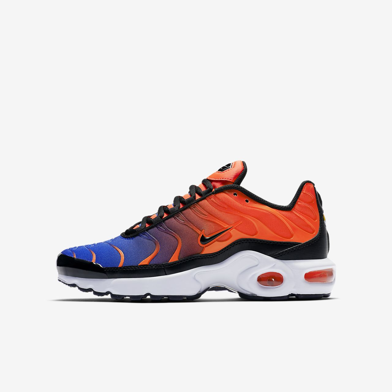 nike air max plus tn se herrenschuh schwarz