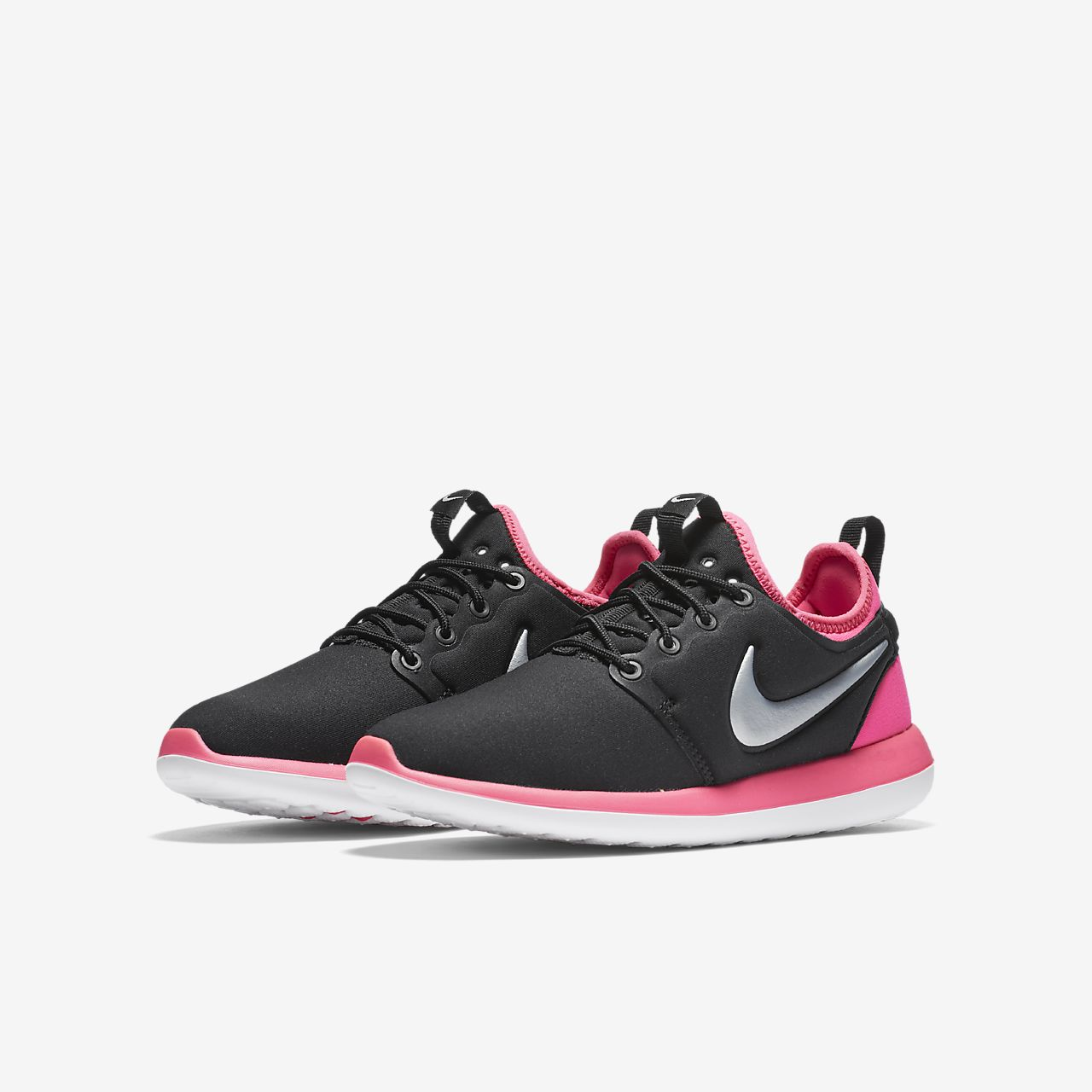 ... Calzado para niños talla grande Nike Roshe Two