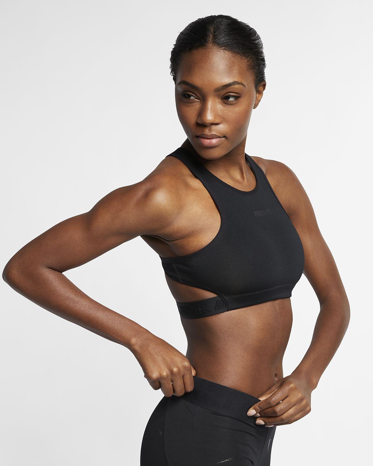 07a66dfe2a796 Nike Women s Medium Support Sports Bra. Nike.com GB