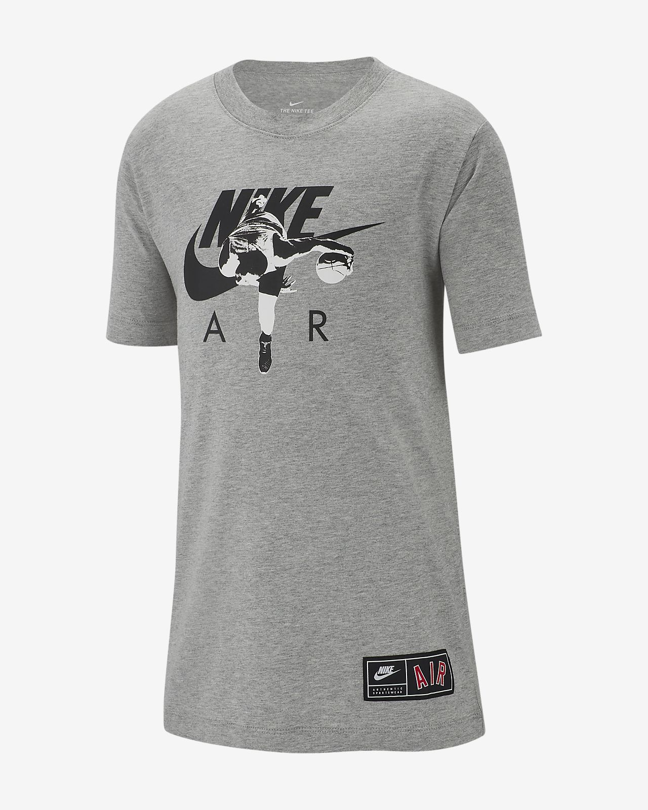 0a12b436 Nike Sportswear Older Kids' (Boys') T-Shirt. Nike.com IN