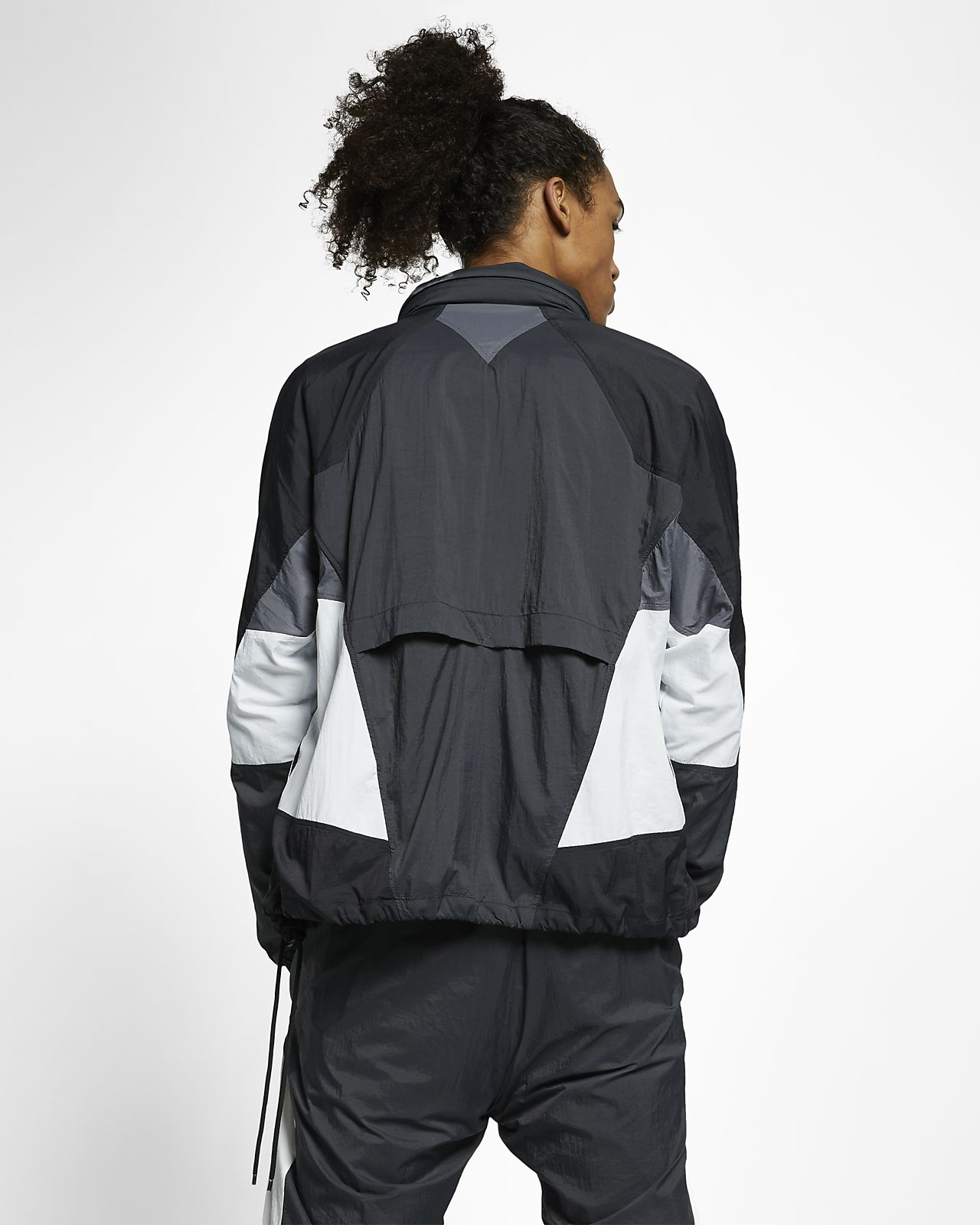 078f98e0c9 Nike Sportswear Men's Hooded Woven Jacket