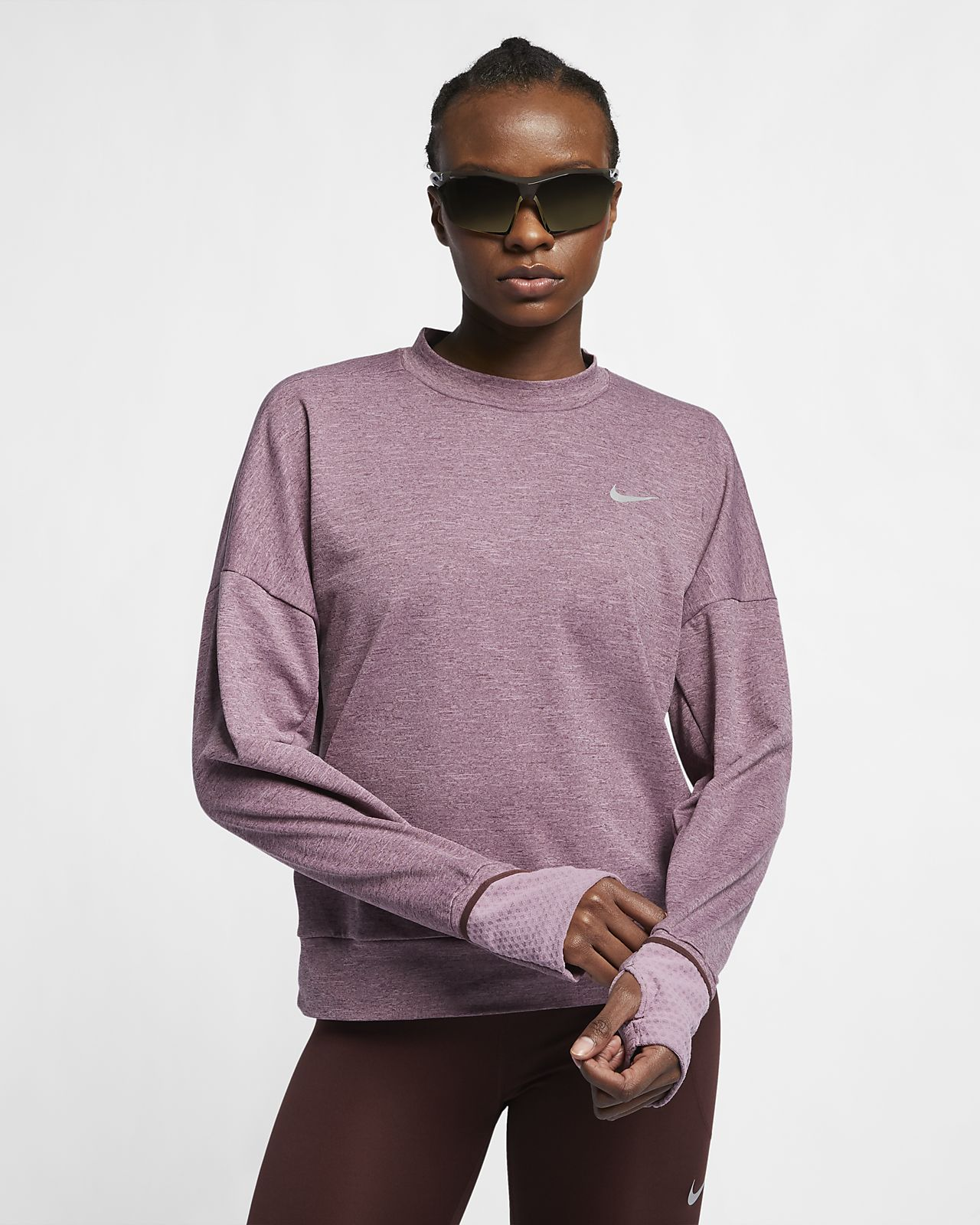 super popular a07ed c955a ... Nike Therma Sphere Element Women s Running Top