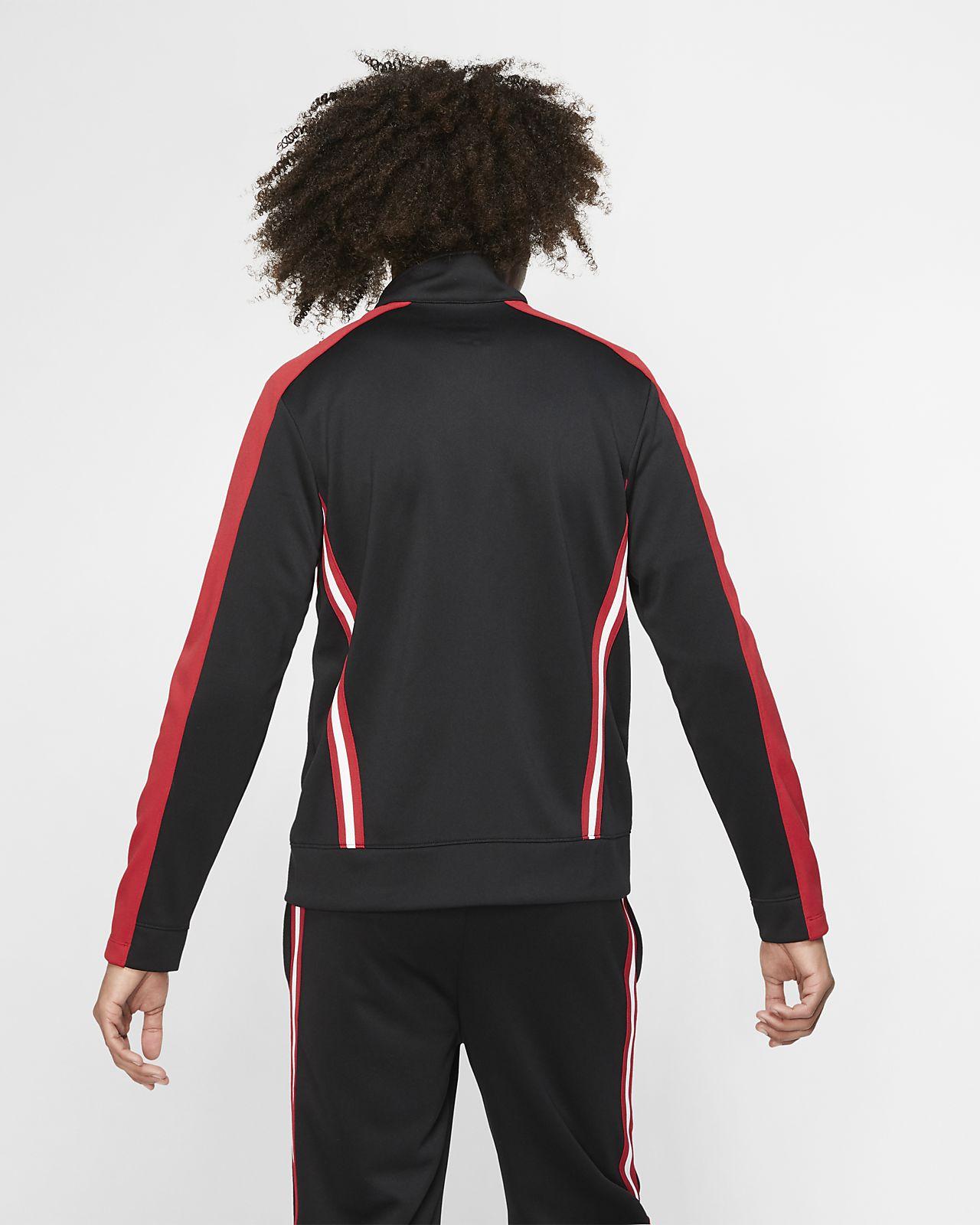 7919e970e8f Jordan Jumpman Flight Suit Men's Basketball Jacket. Nike.com EG
