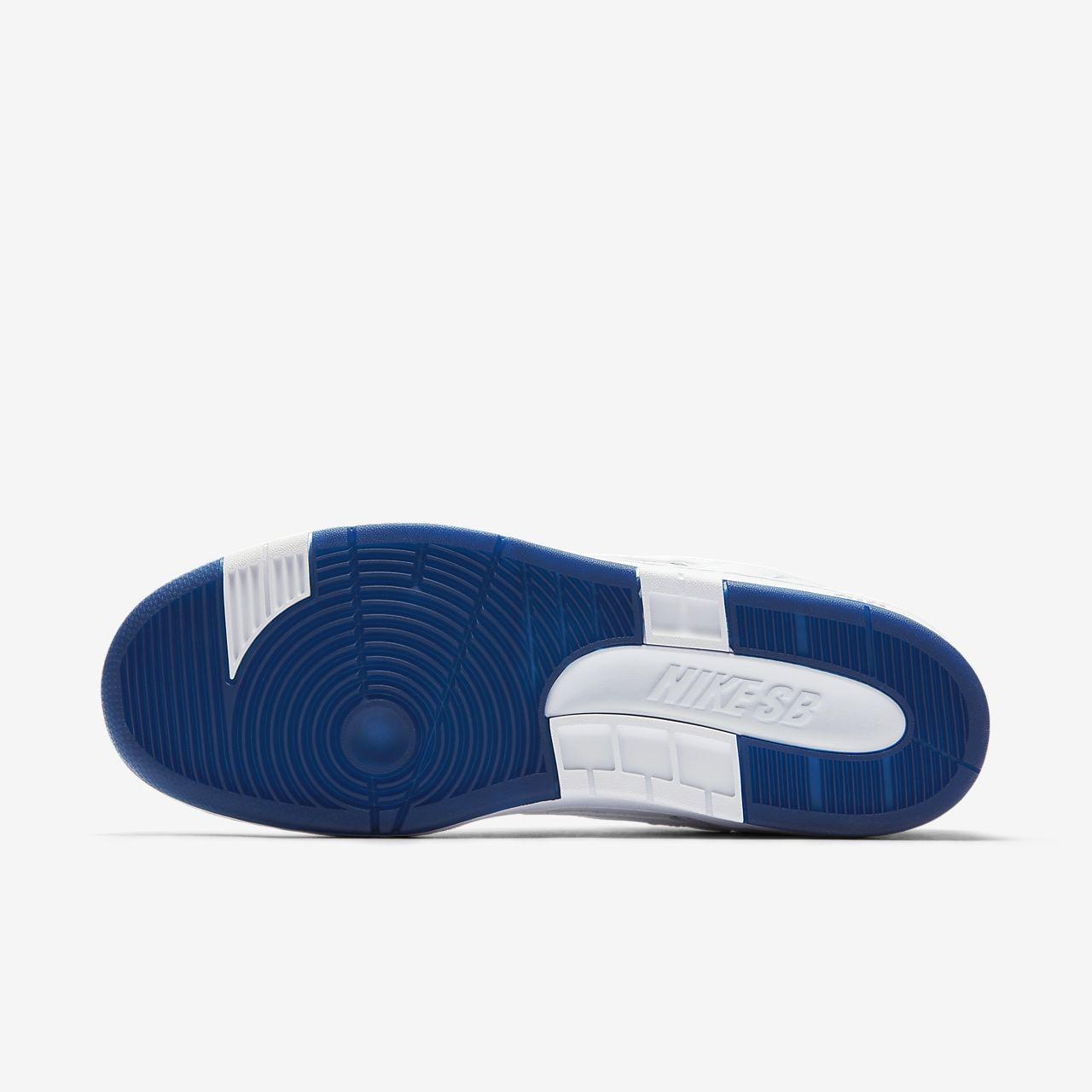huge selection of 0fa6b cad48 Nike SB Air Force II Low Men's Skateboarding Shoe. Nike.com ID