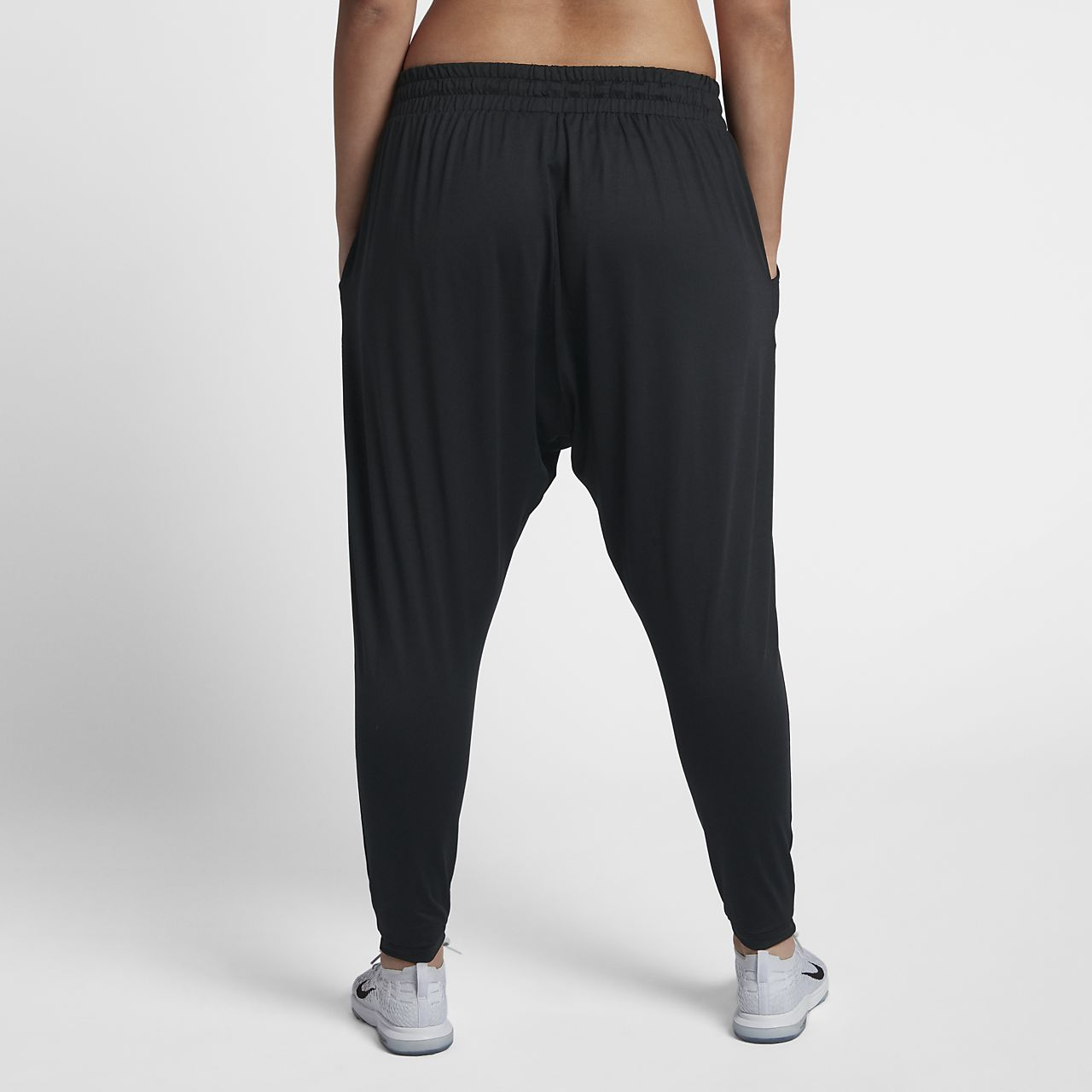 3698548fd3a0 Nike Dri-FIT Flow (Plus Size) Women s Training Trousers. Nike.com CA