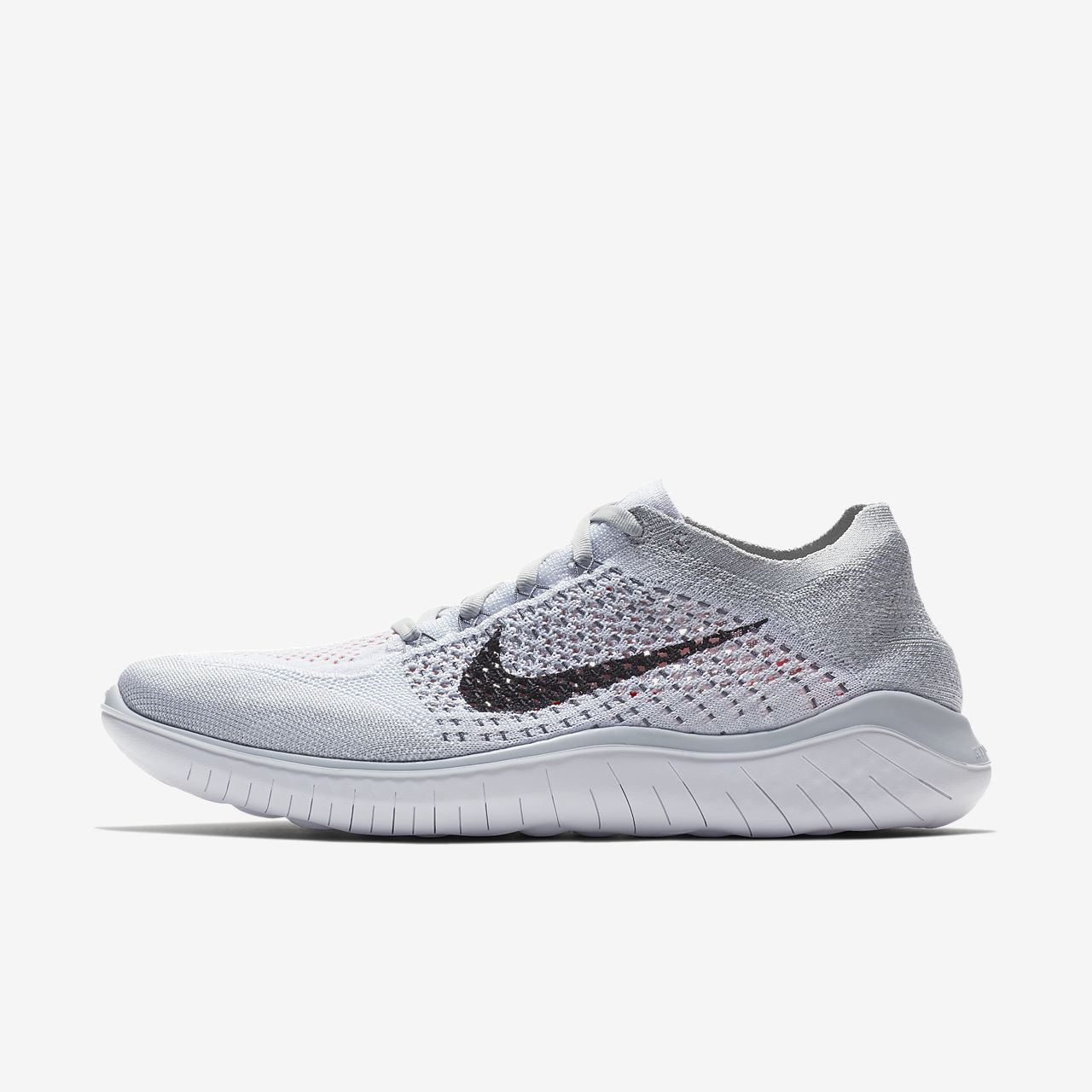 ... Chaussure de running Nike Free RN Flyknit 2018 pour Homme