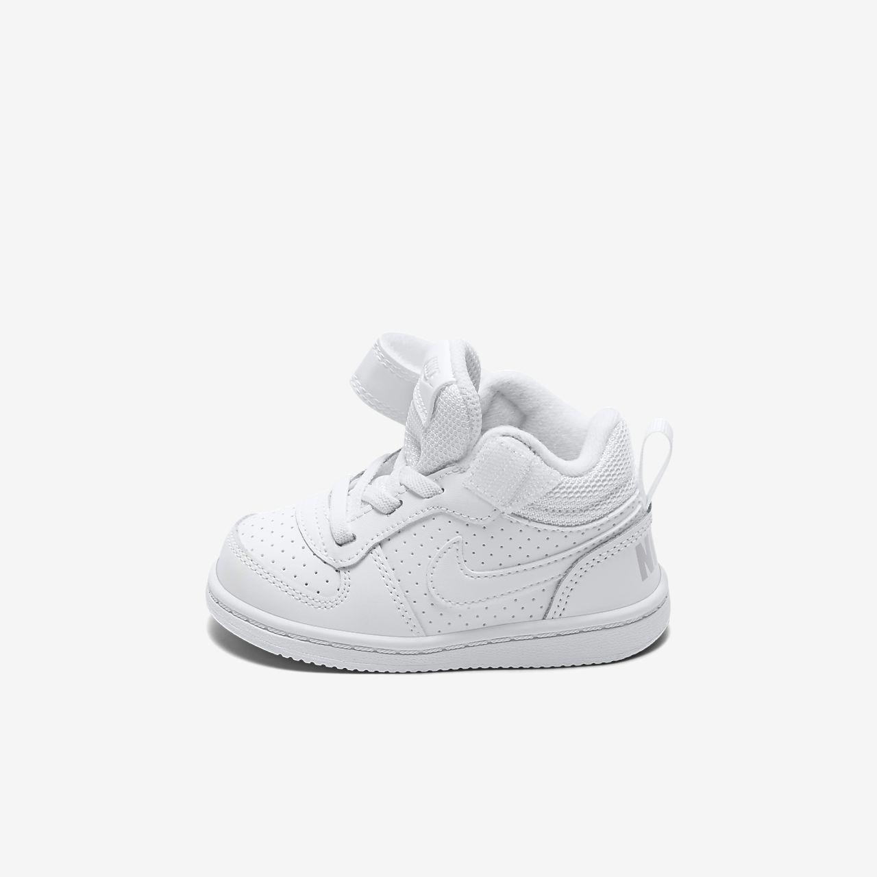 Borough pour Petit NikeCourt et Chaussure Bébé enfant Mid