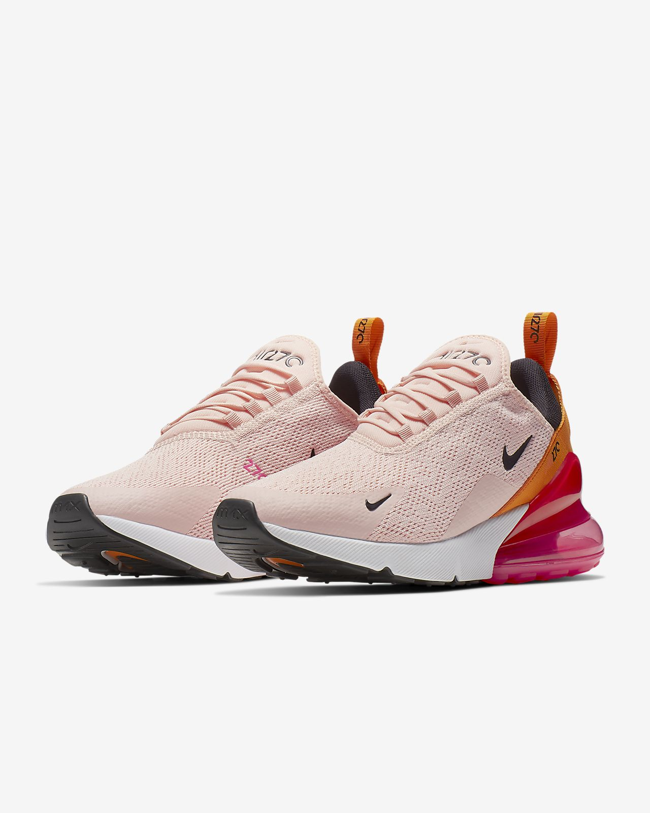 Chaussure Nike Air Max 270 pour Femme. CA