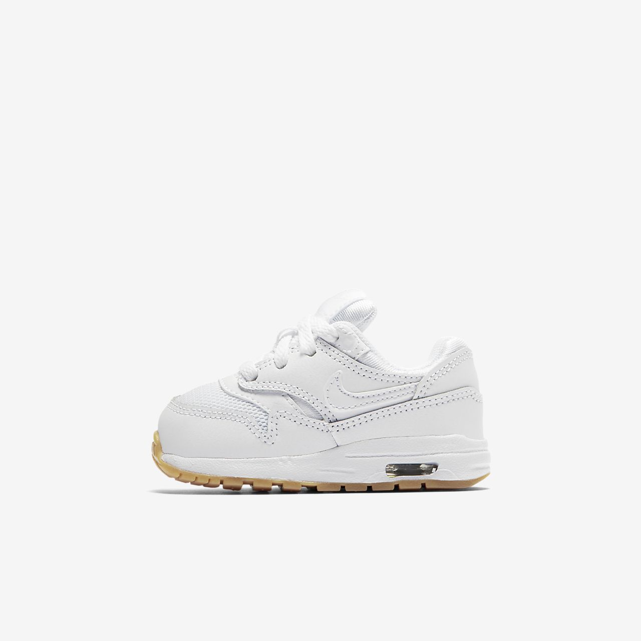 5849d2f18f3481 Nike Air Max 1 Baby   Toddler Shoe. Nike.com NL