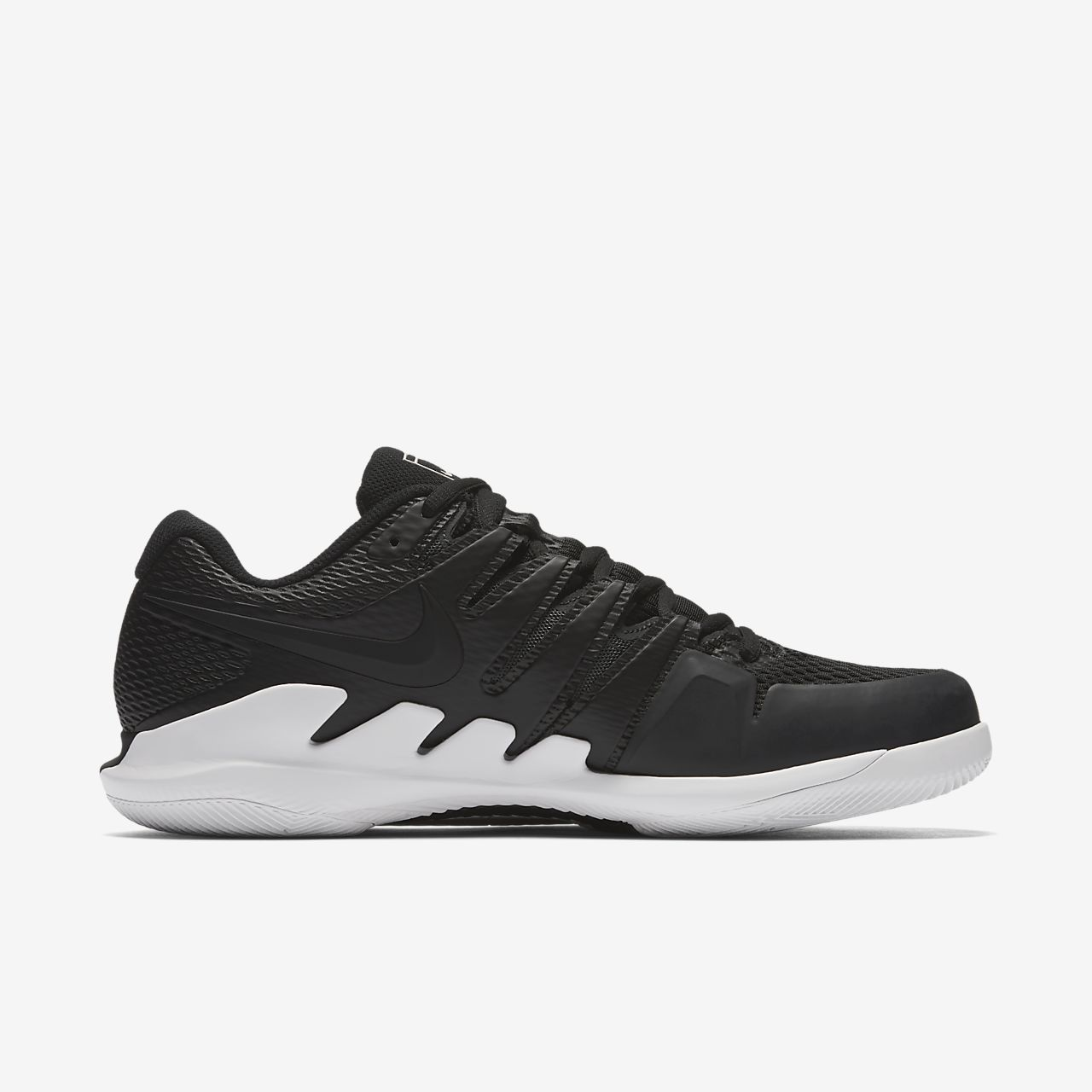 NIKECOURT AIR ZOOM VAPOR X AA8030 010 Black Vast Grey Anthracite Black