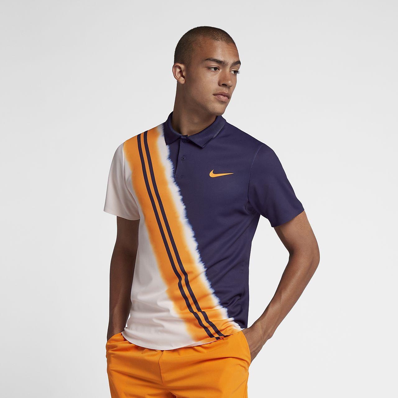 NikeCourt Advantage Men's Tennis Polo. Nike.com