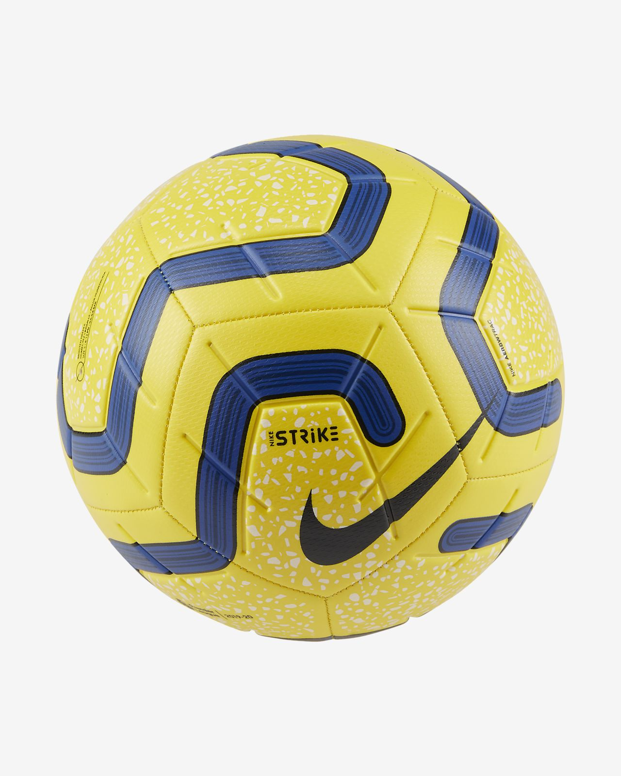 Premier League Strike Soccer Ball