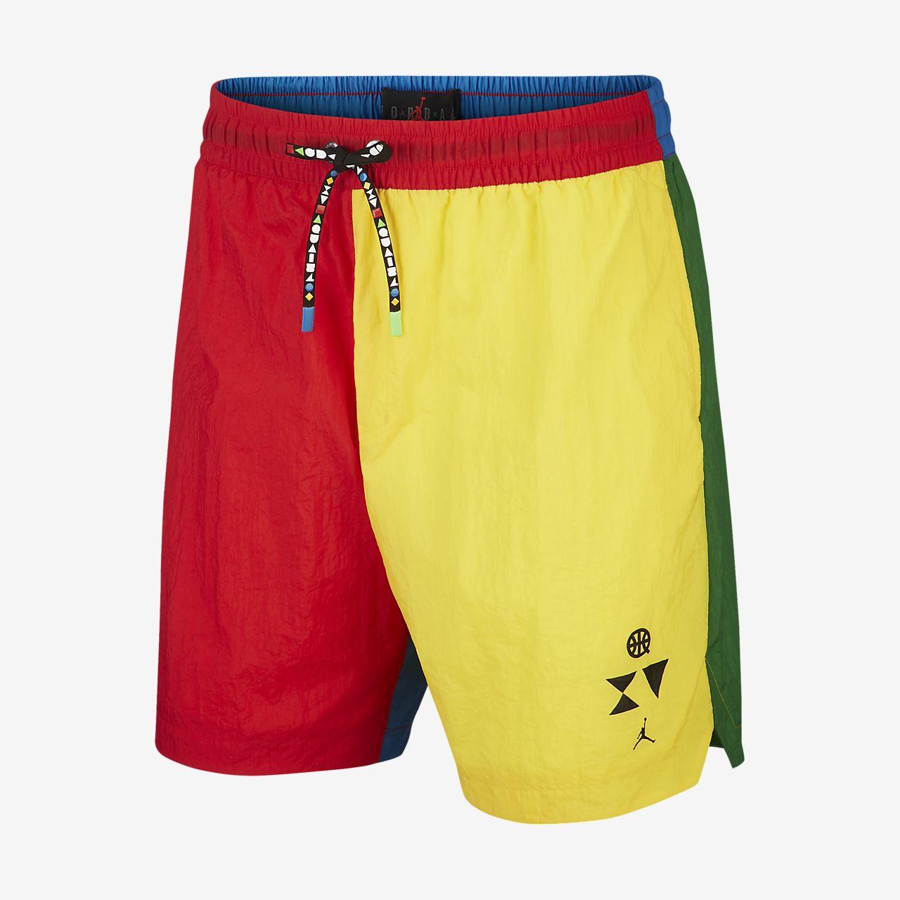 Shorts de piscina para hombre Jordan Quai54