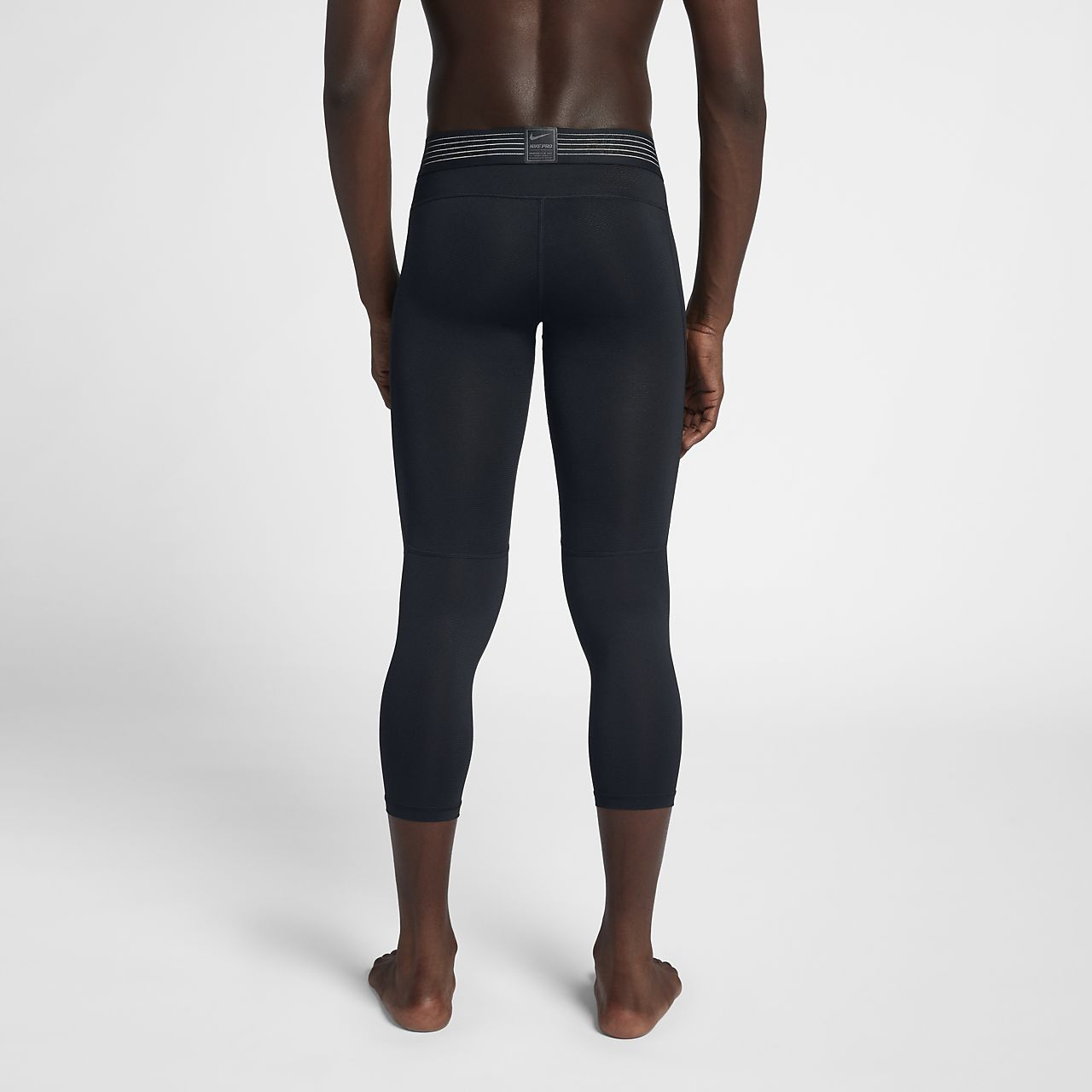 ... Nike Pro HyperCool Men's 3/4 Training Tights