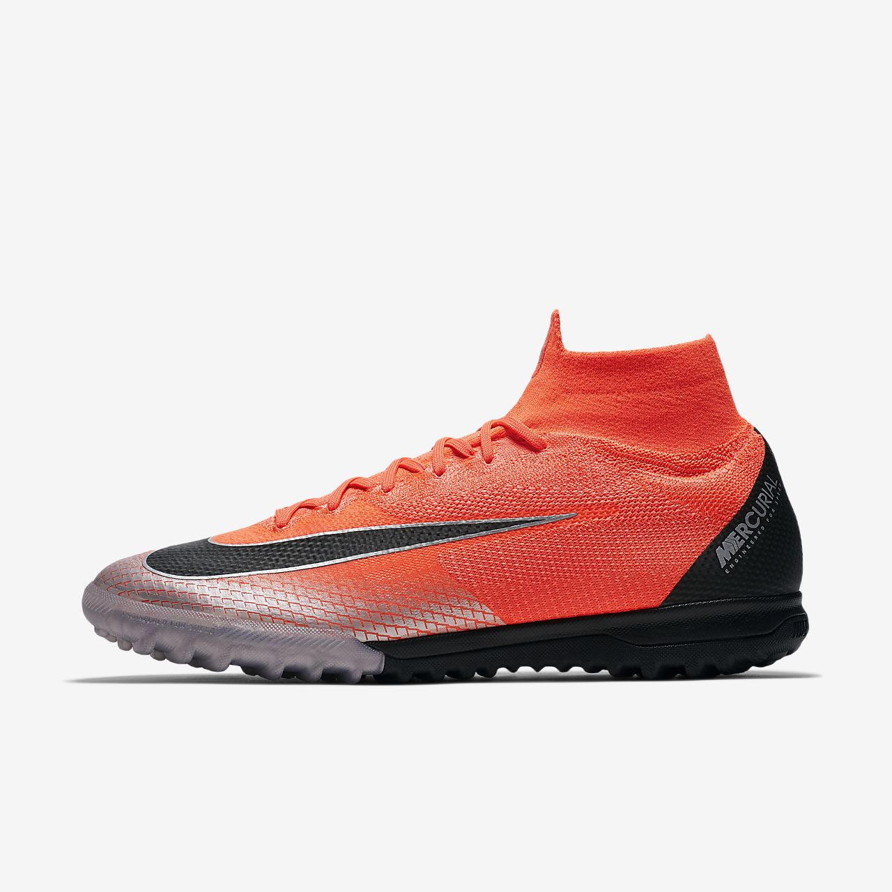 6575ceabcaa5 Nike MercurialX Superfly 360 Elite CR7 TF Turf Football Shoe. Nike ...