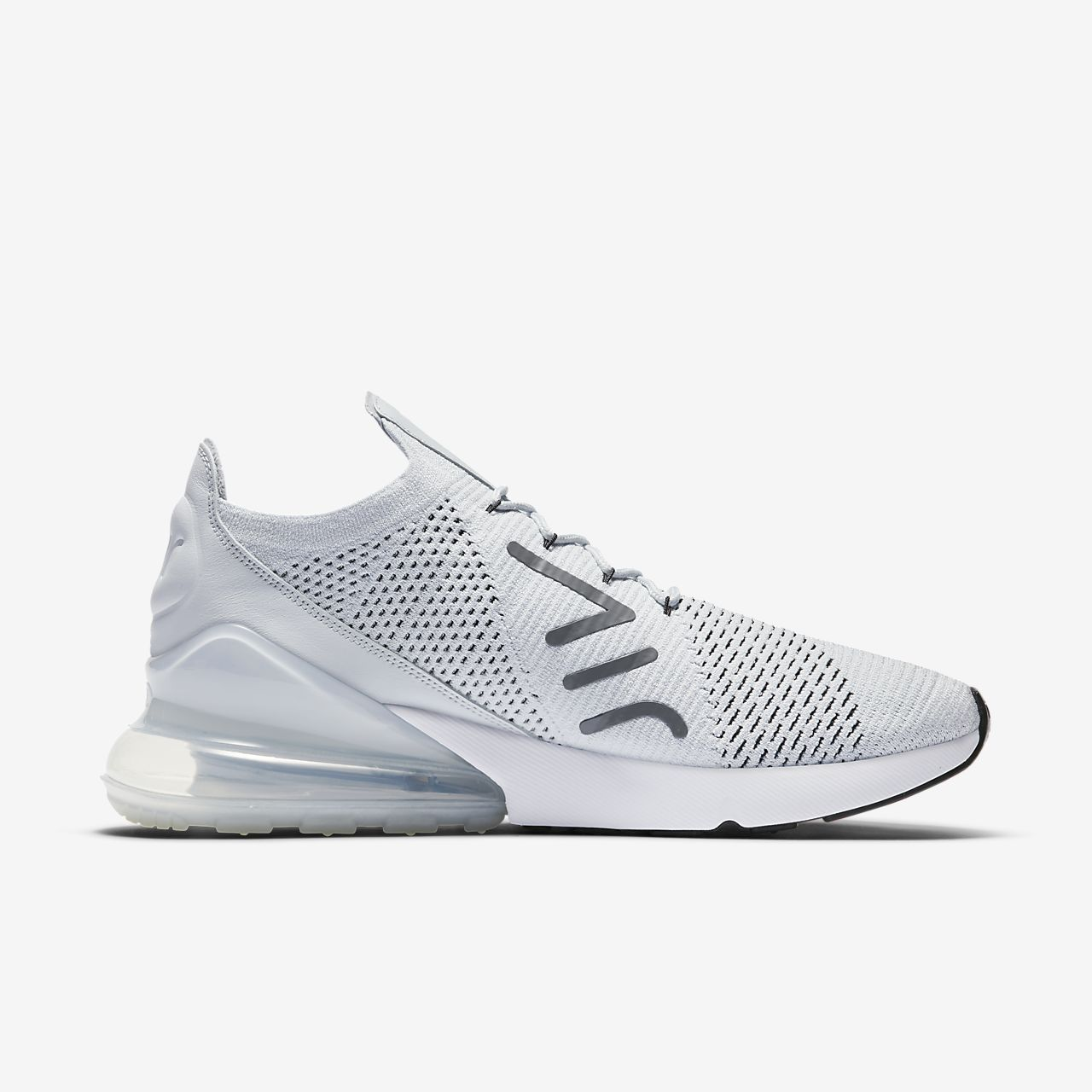 ... Nike Air Max 270 Flyknit Men's Shoe