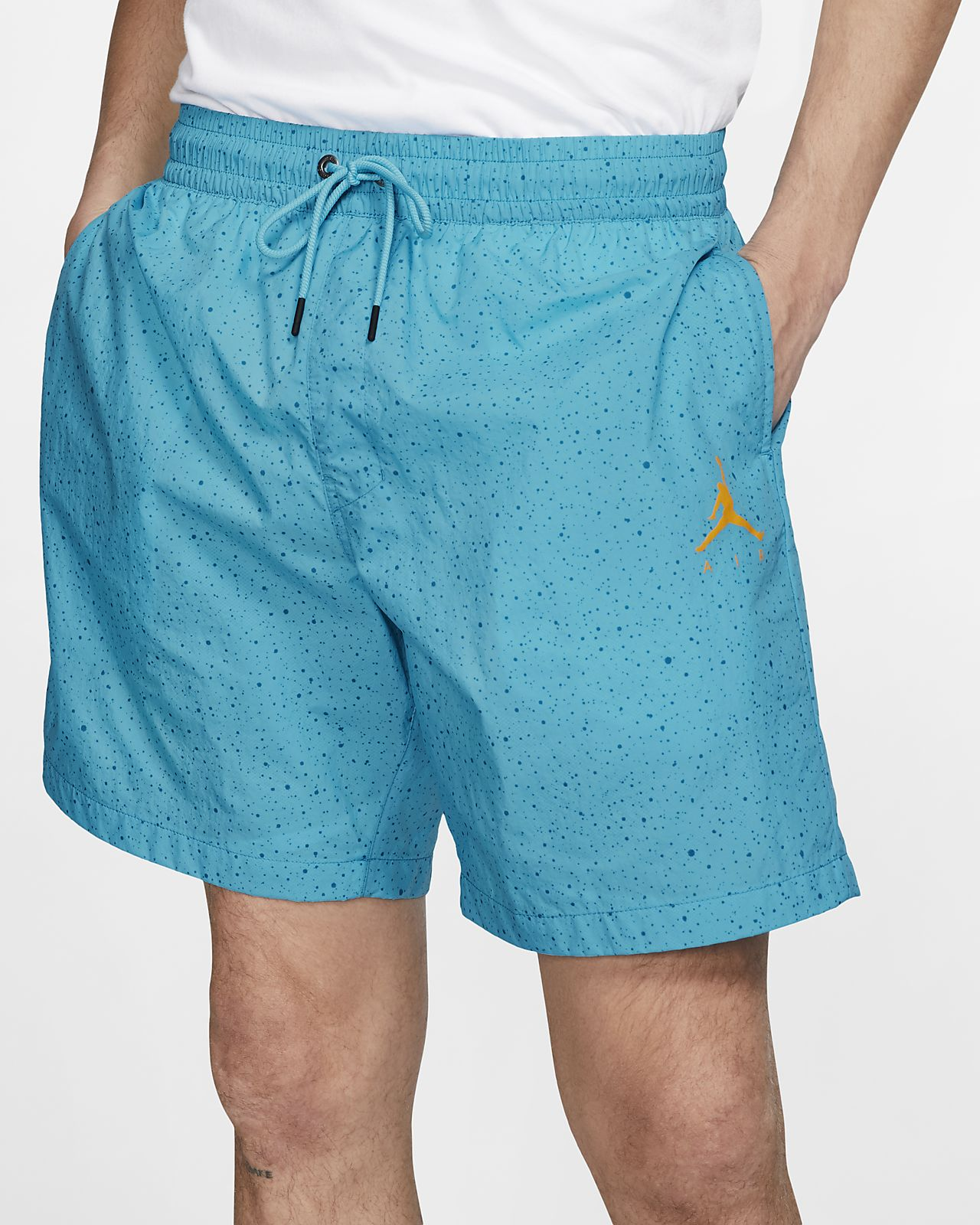 Shorts Jordan Jumpman Cement Poolside 18 cm för män