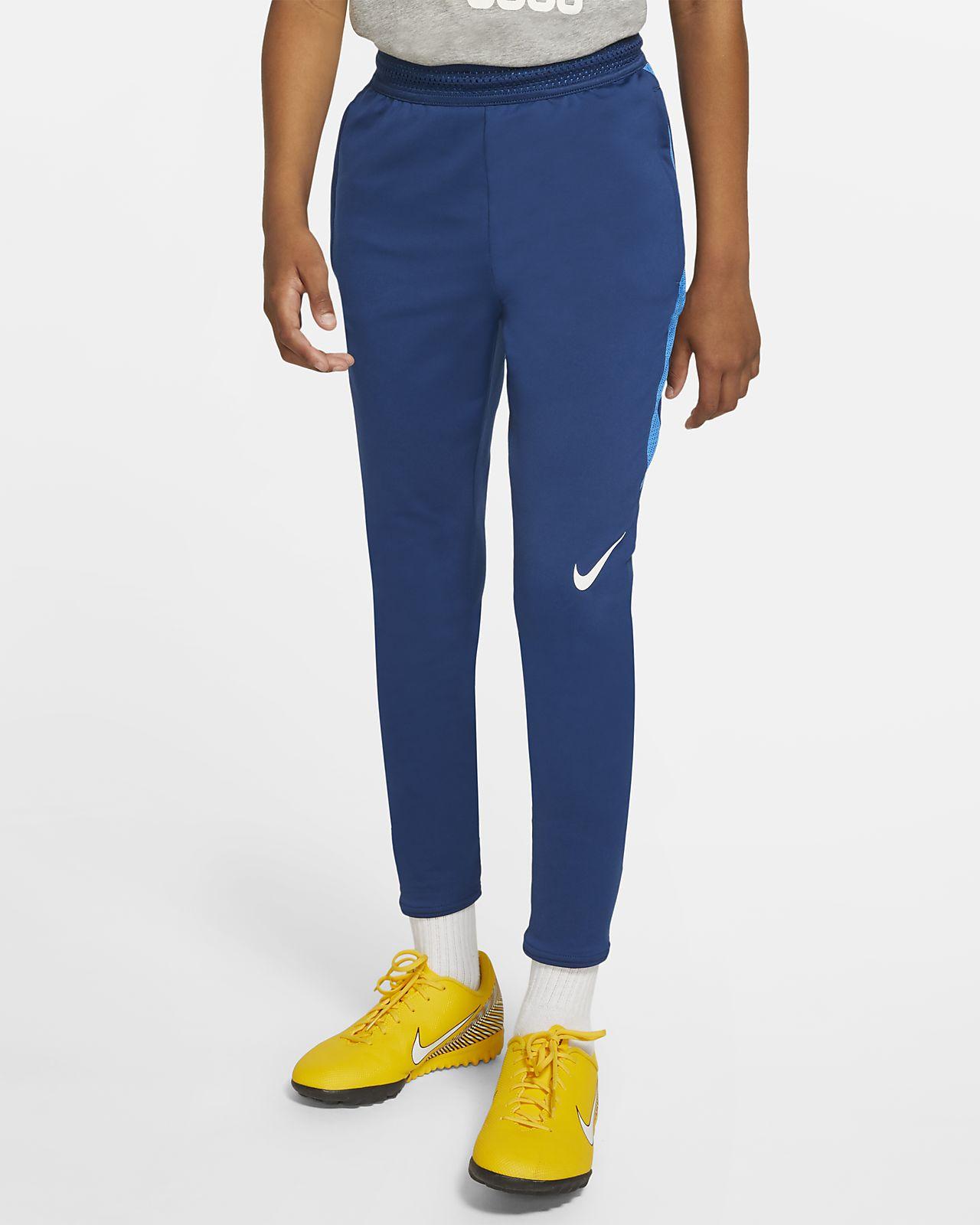 Fotbollsbyxor Nike Dri-FIT Strike för ungdom (killar)