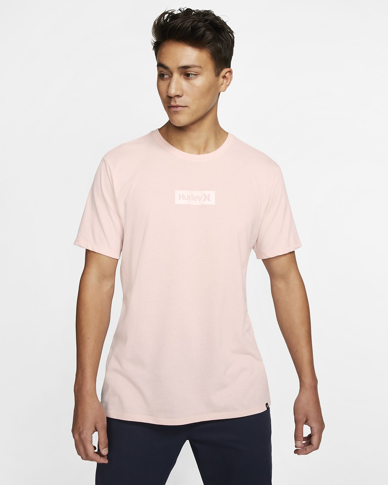 Hurley Dri-FIT One And Only Small Box Samarreta - Home