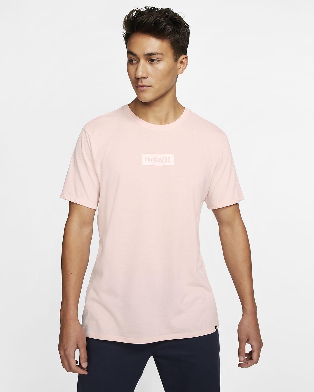 Pánské tričko Hurley Dri-FIT One And Only Small Box