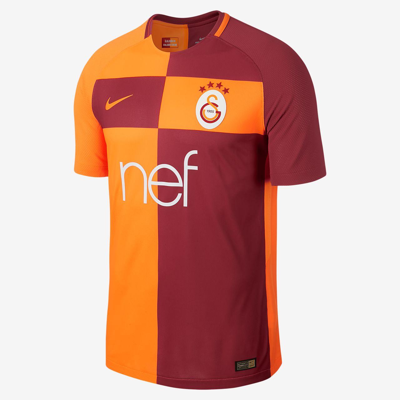 2017/18 Galatasaray S.K. Vapor Match Home Men Football Shirt