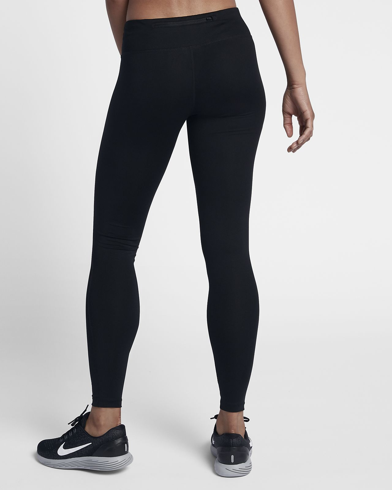 ... Nike Power Essential Women's Logo Running Tights