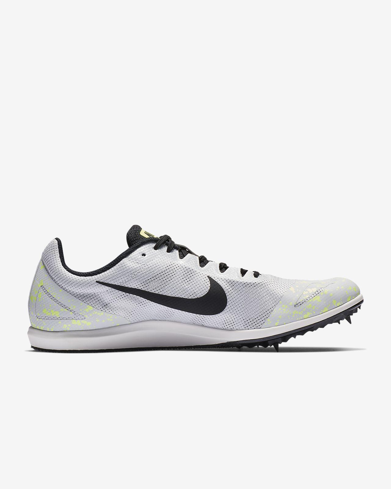 new product 582df ebcd9 ... Chaussure de course à pointes mixte Nike Zoom Rival D 10