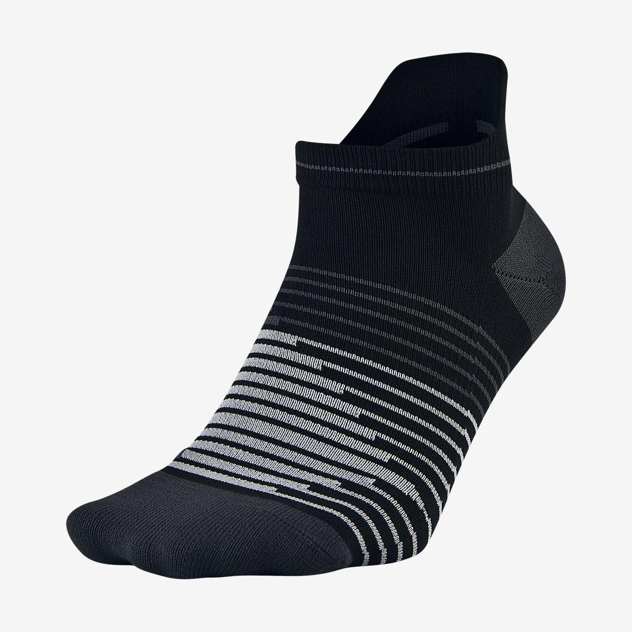 acheter pas cher 9a379 b56aa Chaussettes de running Nike Dri-FIT Lightweight No-Show Tab