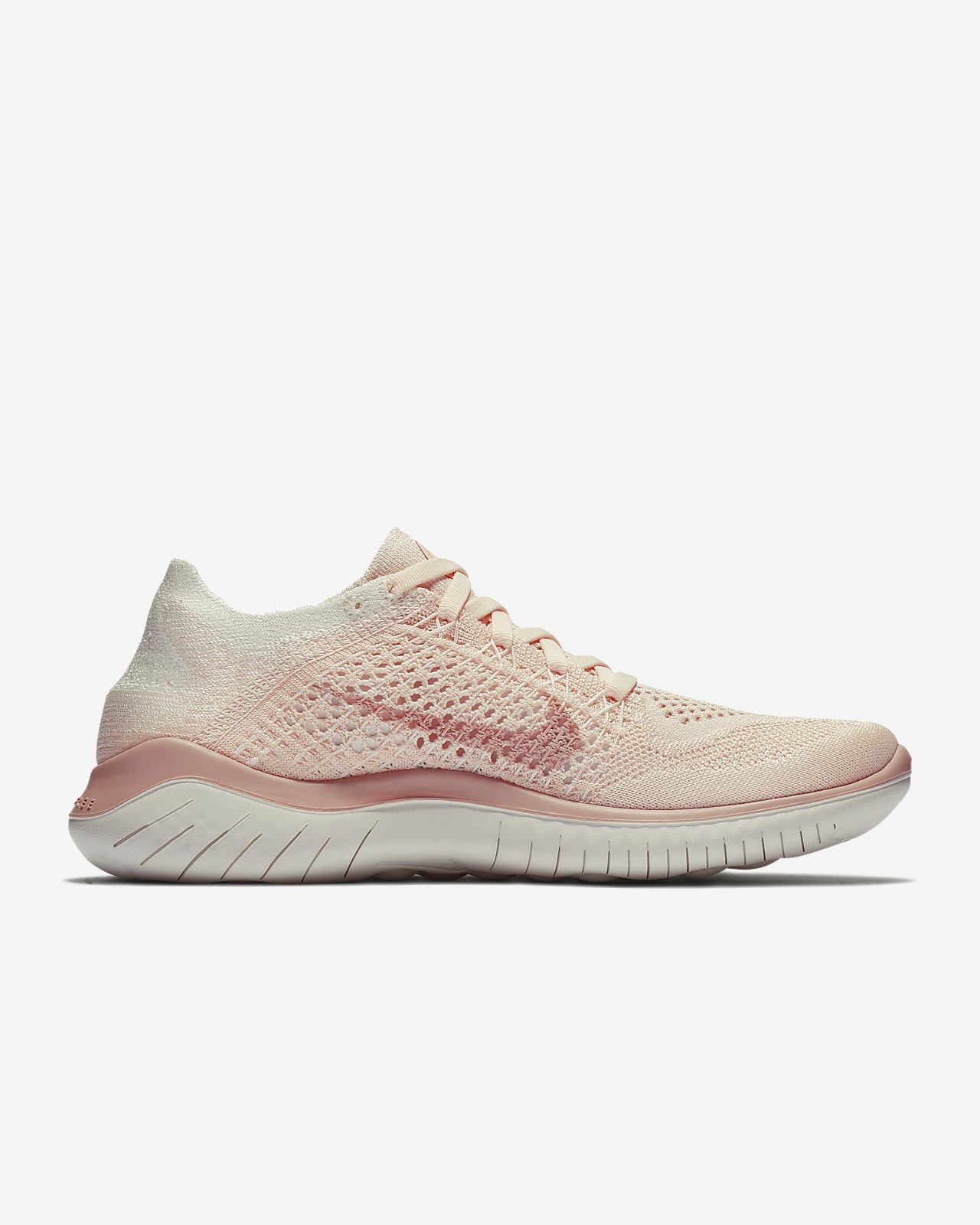 quality design 60a11 aa0a4 ... Nike Free RN Flyknit 2018 Womens Running Shoe