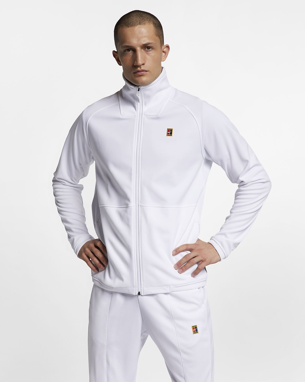 3dabdcca284c NikeCourt Men s Tennis Jacket. Nike.com PT