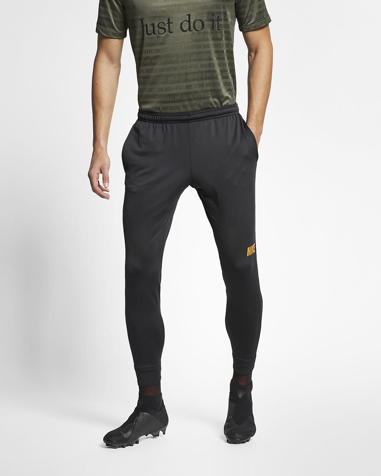 Pantalon de football Nike Dri-FIT Squad pour Homme