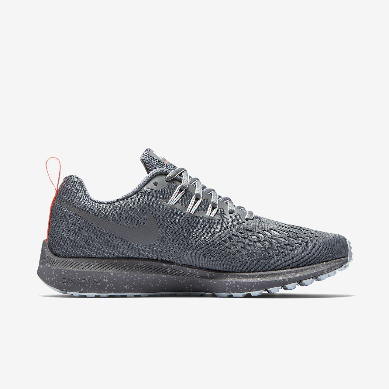 ... Nike Air Zoom Winflo 4 Shield Women\u0027s Running Shoe