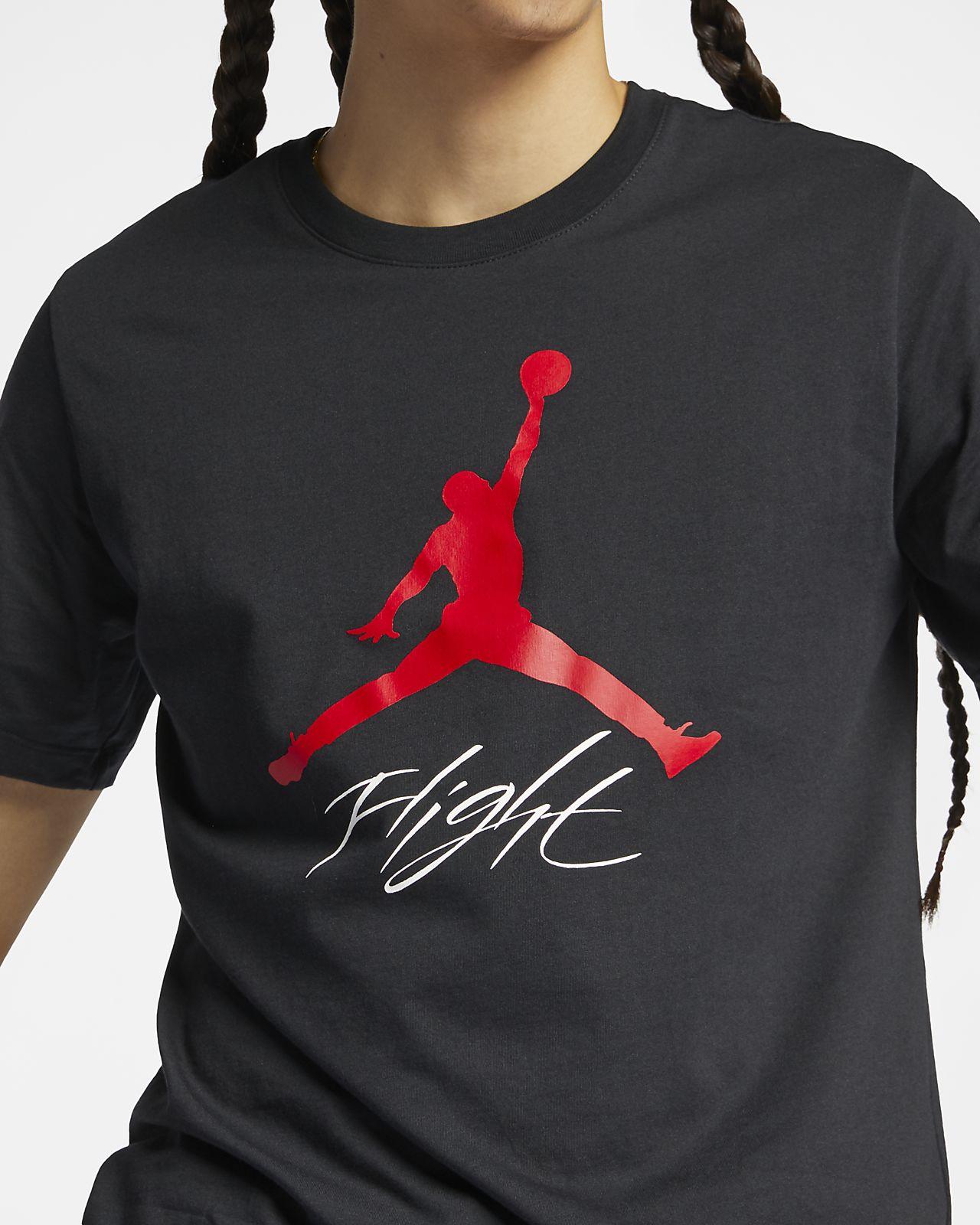 c82eeecdf80d Jordan Jumpman Flight Men s T-Shirt. Nike.com