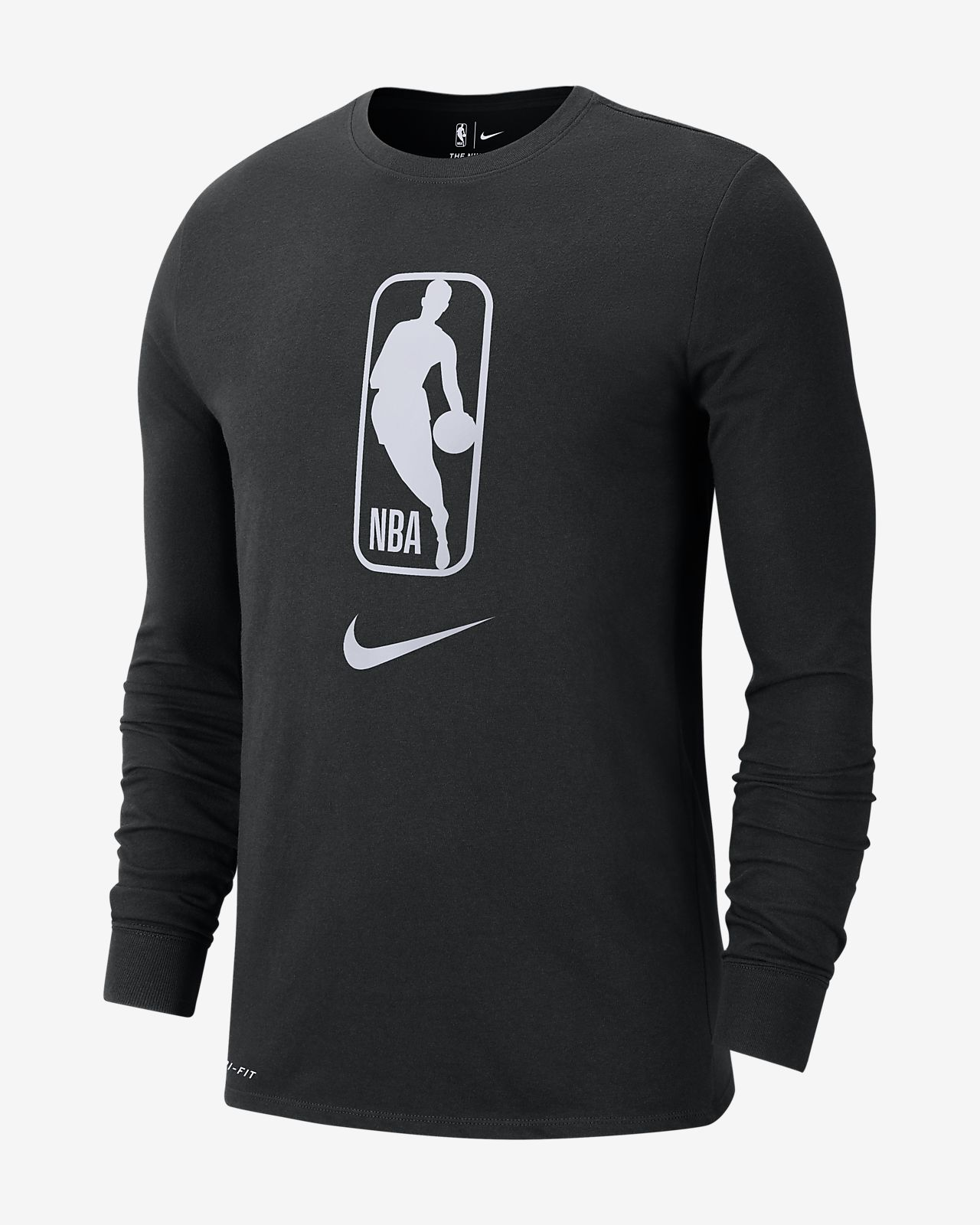 Nike Dri-FIT Men's Long-Sleeve NBA T-Shirt