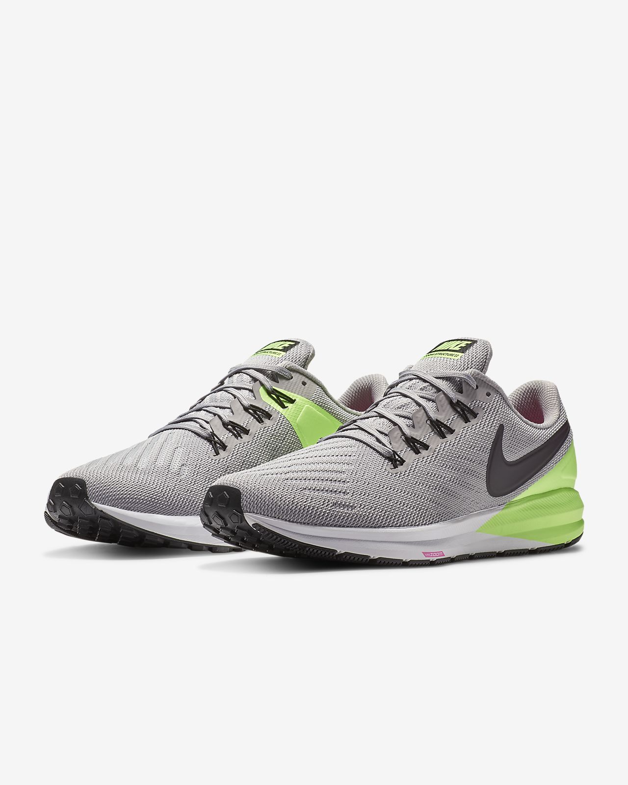 0f81fc740e Nike Air Zoom Structure 22 Men s Running Shoe. Nike.com IE