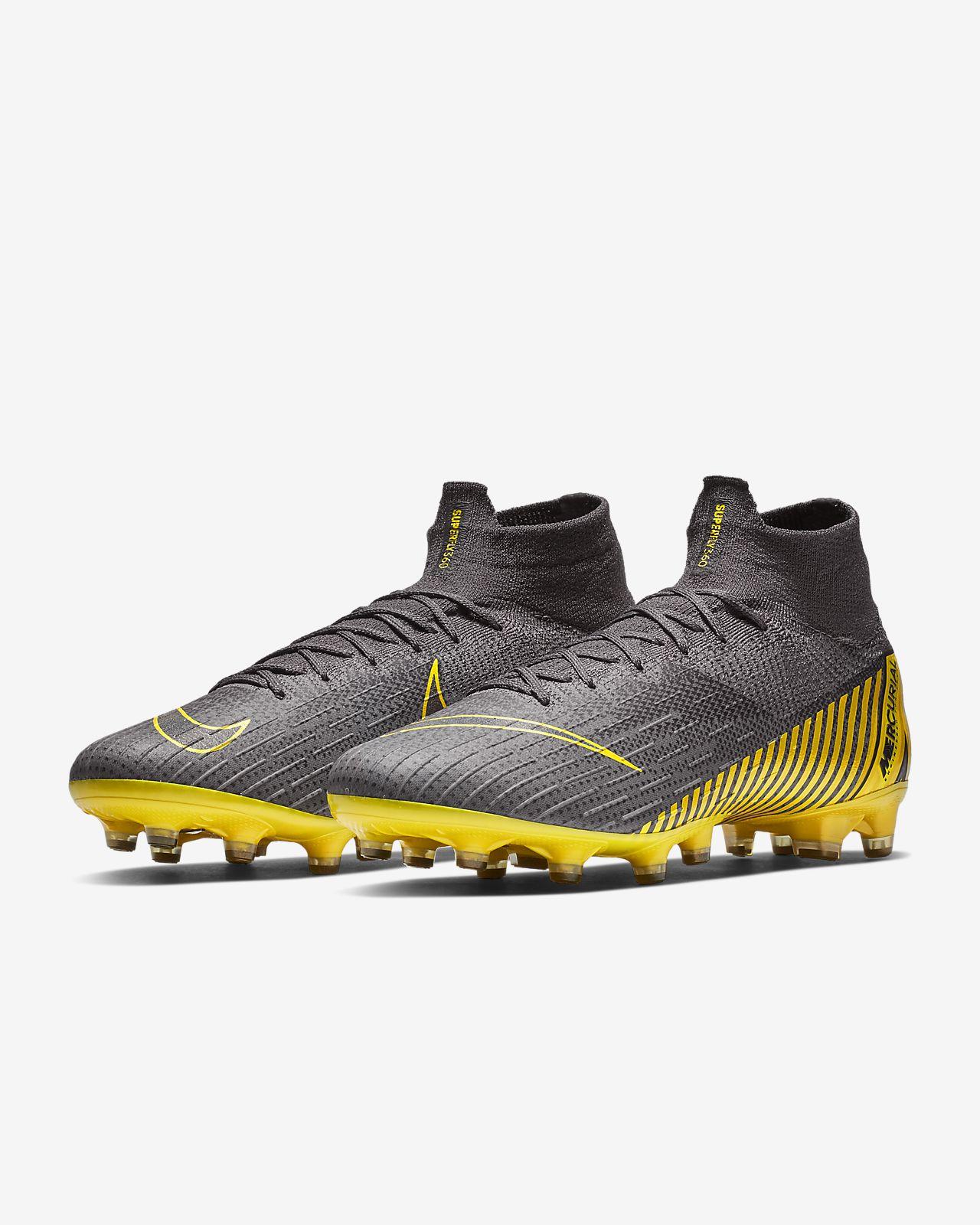 Chaussure De À Elite Pour Terrain Mercurial Superfly Synthétique 360 Nike Pro Football Ag Crampons iOPZTkXu