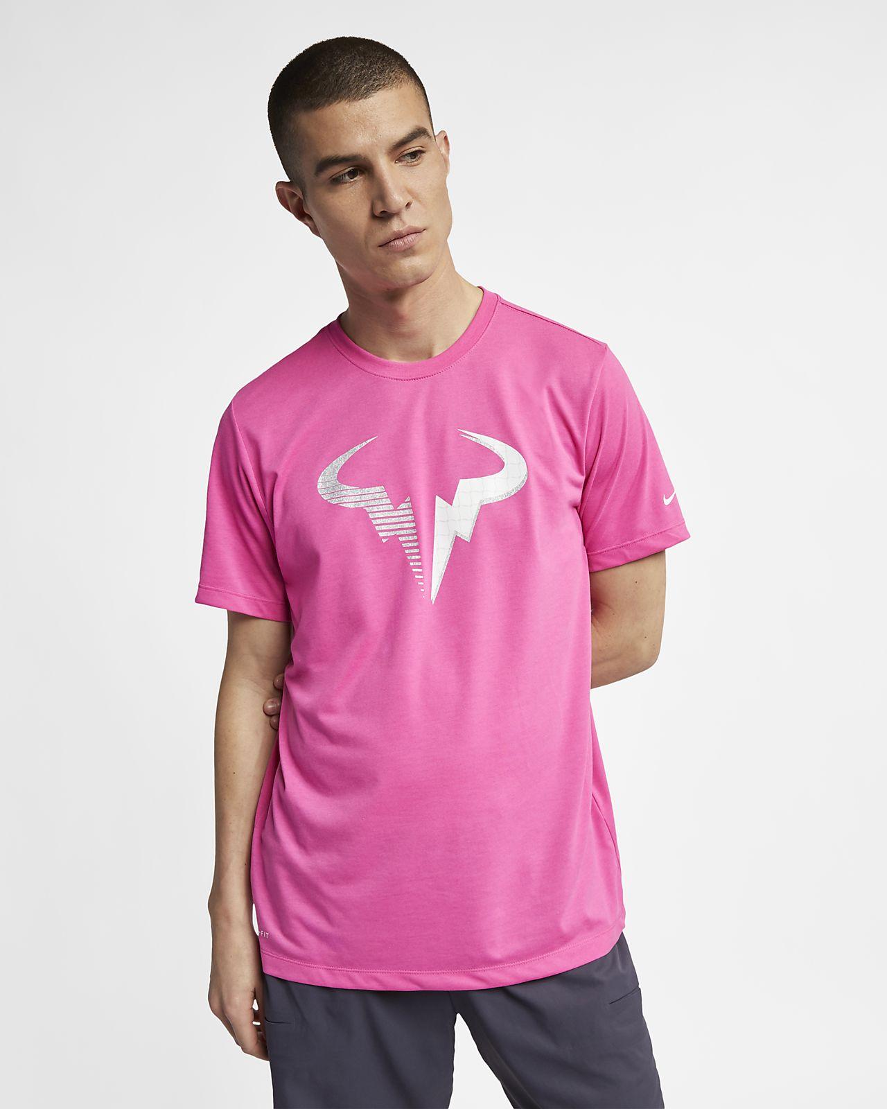 f1150cb061d3 Tee-shirt de tennis NikeCourt Dri-FIT Rafa pour Homme. Nike.com BE
