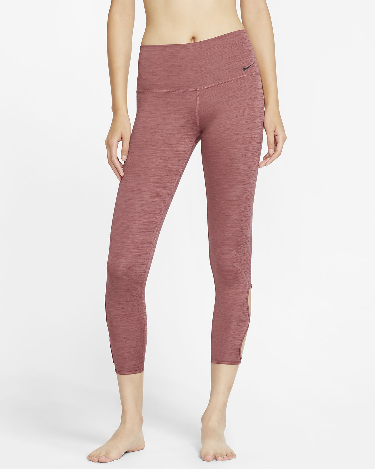 Nike Yoga 7/8-Tights für Damen
