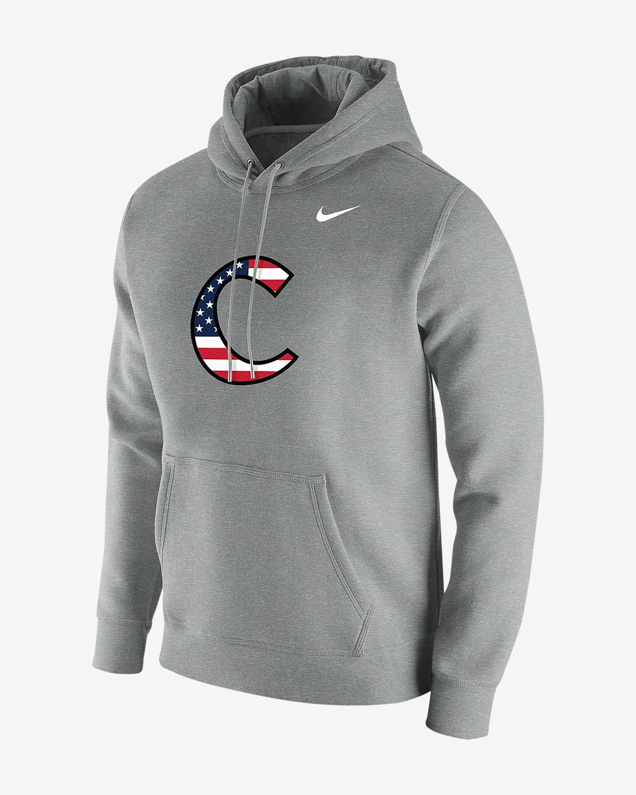 Nike College (Clemson) Men's Hoodie