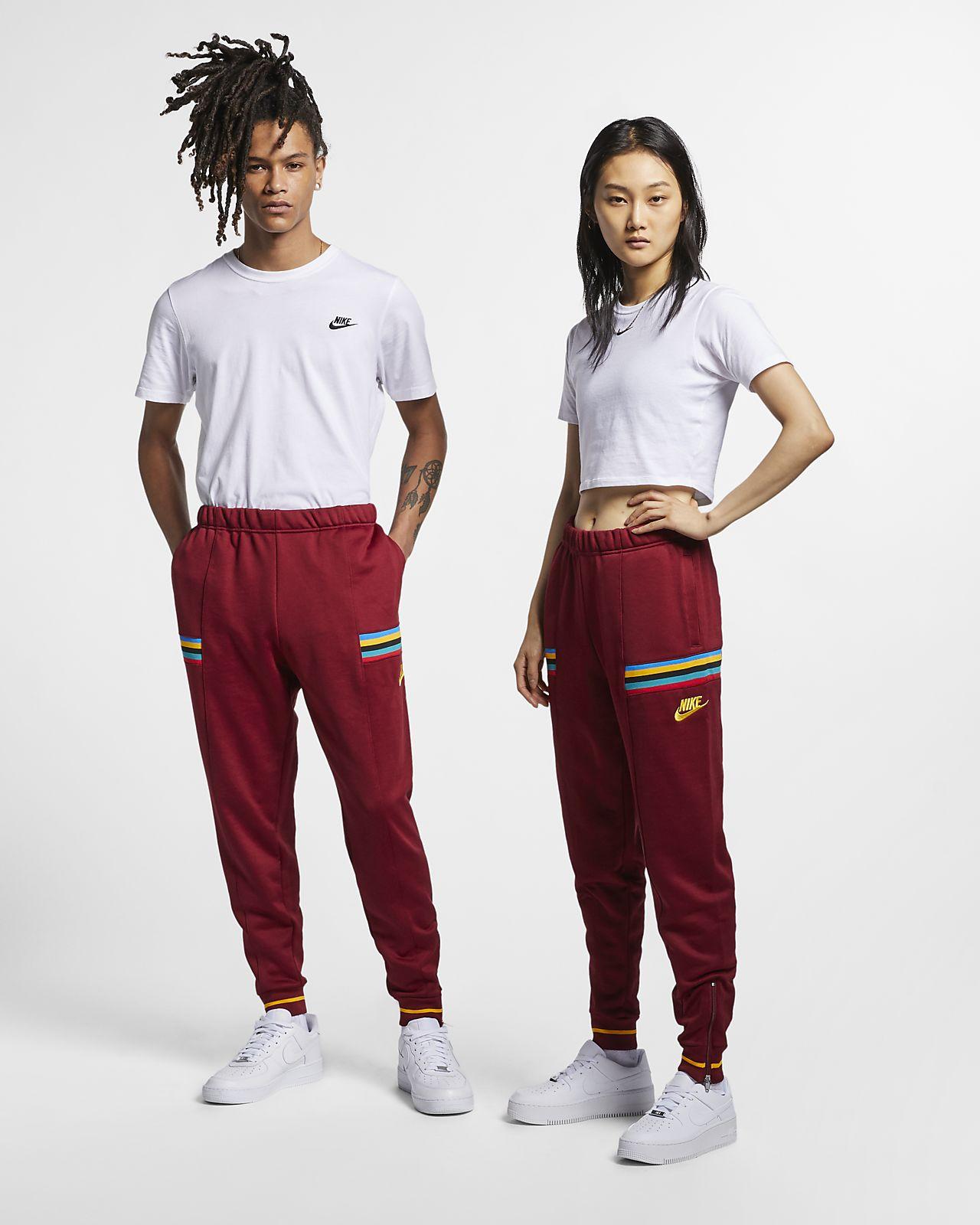 Byxor i frotté Nike Sportswear