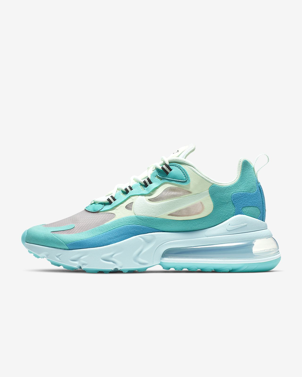 Nike Air Max 270 React ('Psychedelic Art') Herenschoen