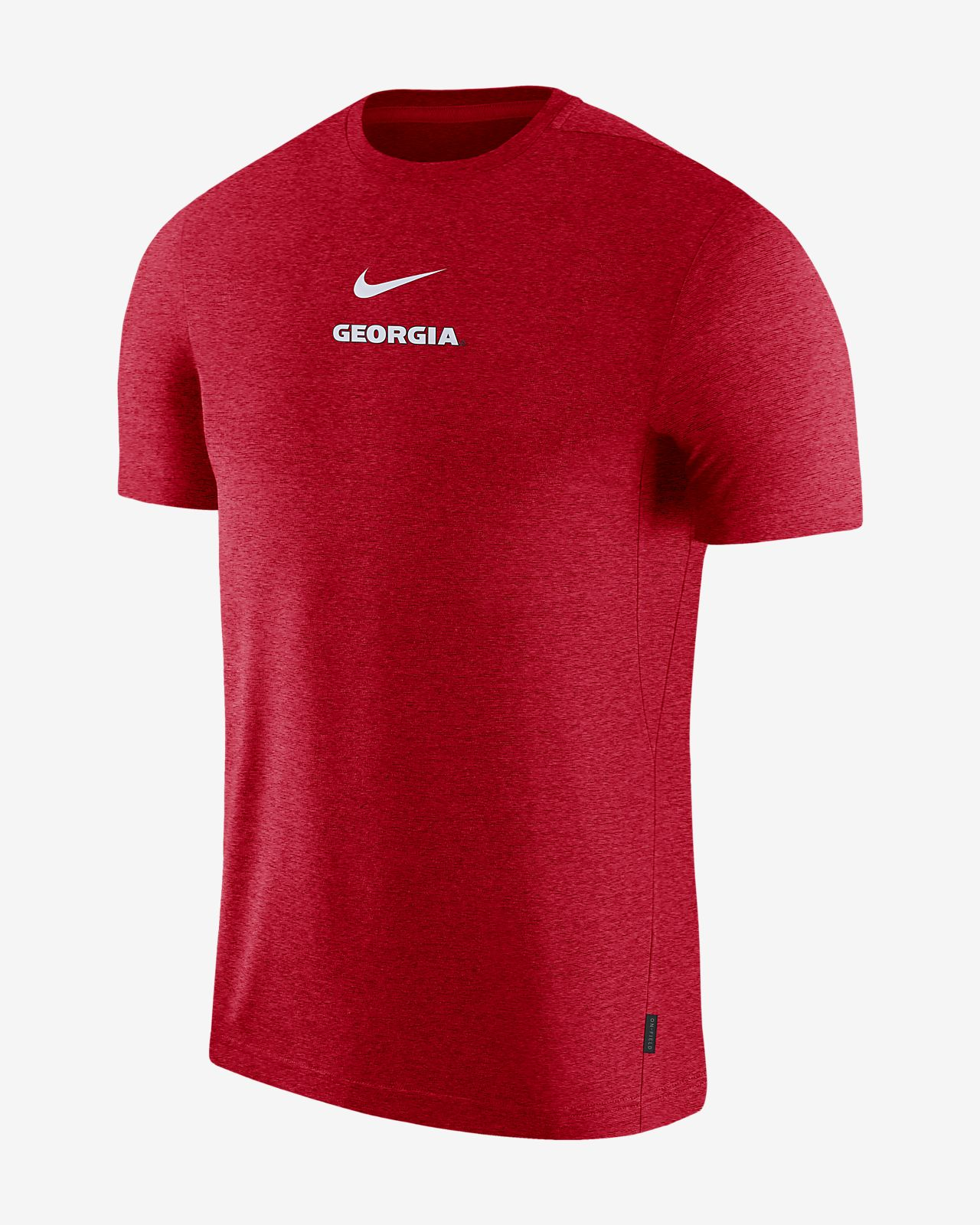 Nike College Dri-FIT Coach (Georgia) Men's Short-Sleeve Top