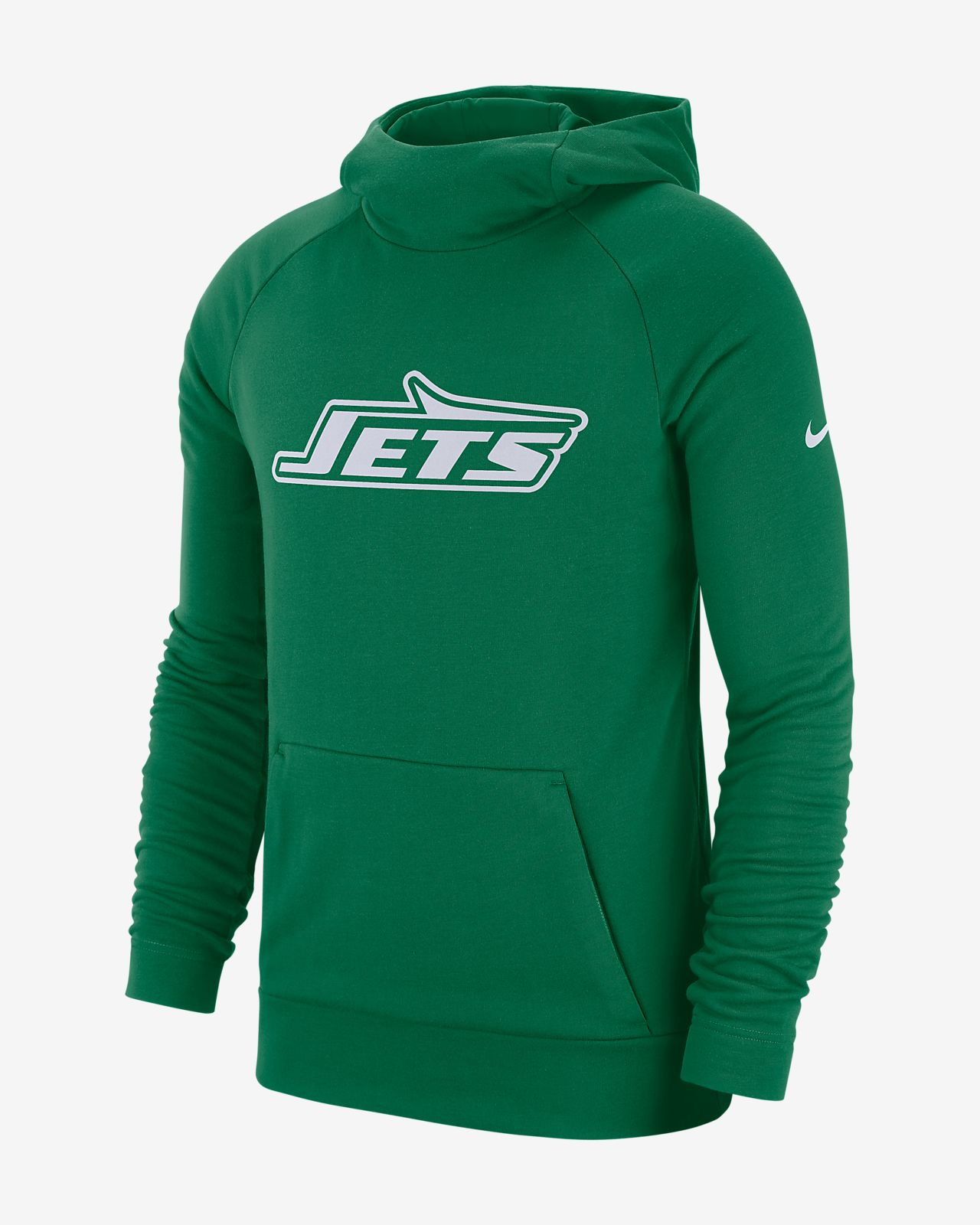 Nike Dri-FIT (NFL Jets) Men s Pullover Hoodie. Nike.com 1eed7ffef