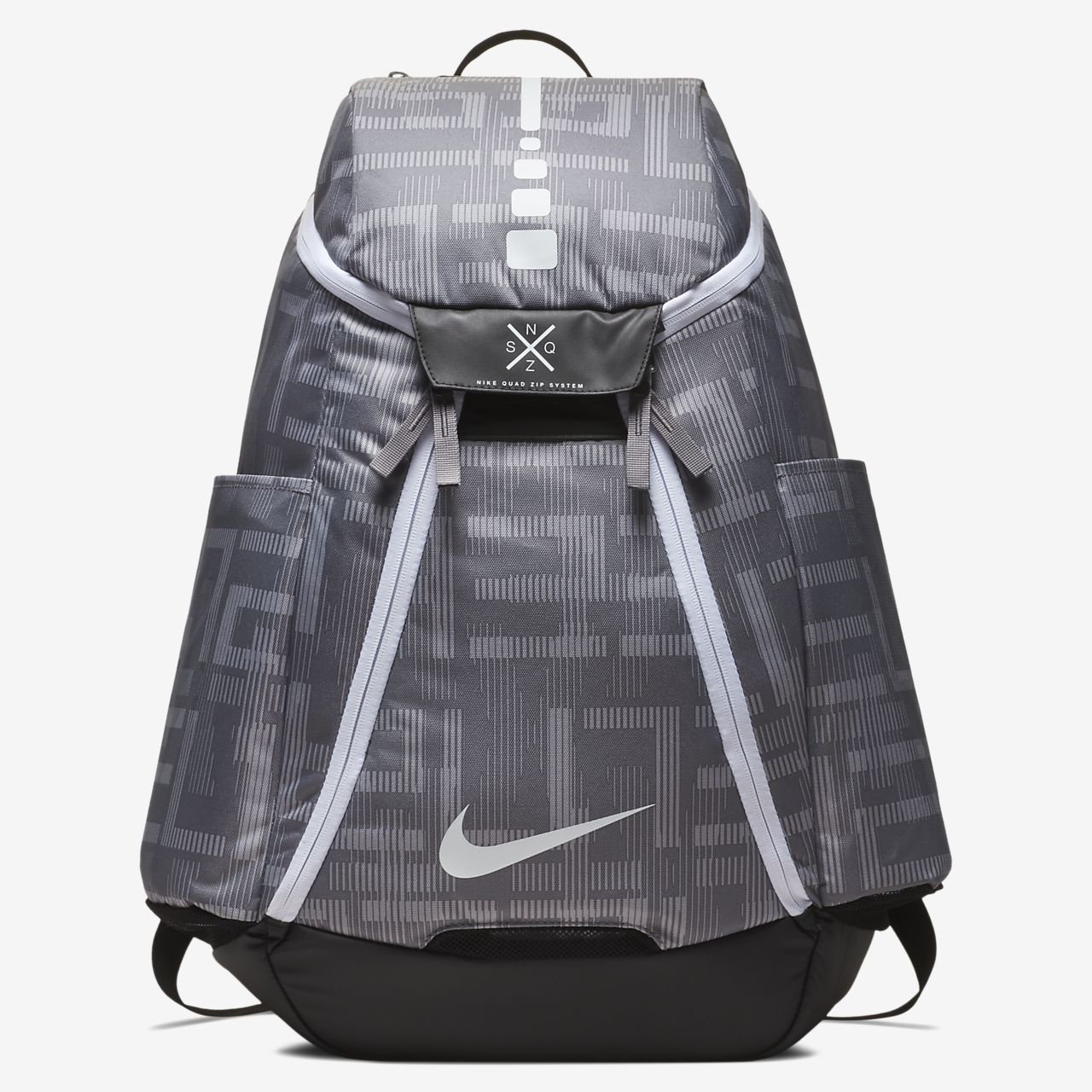 8f7b4680f0e3 Nike Hoops Elite Max Air Team 2.0 Graphic Basketball Backpack. Nike ...