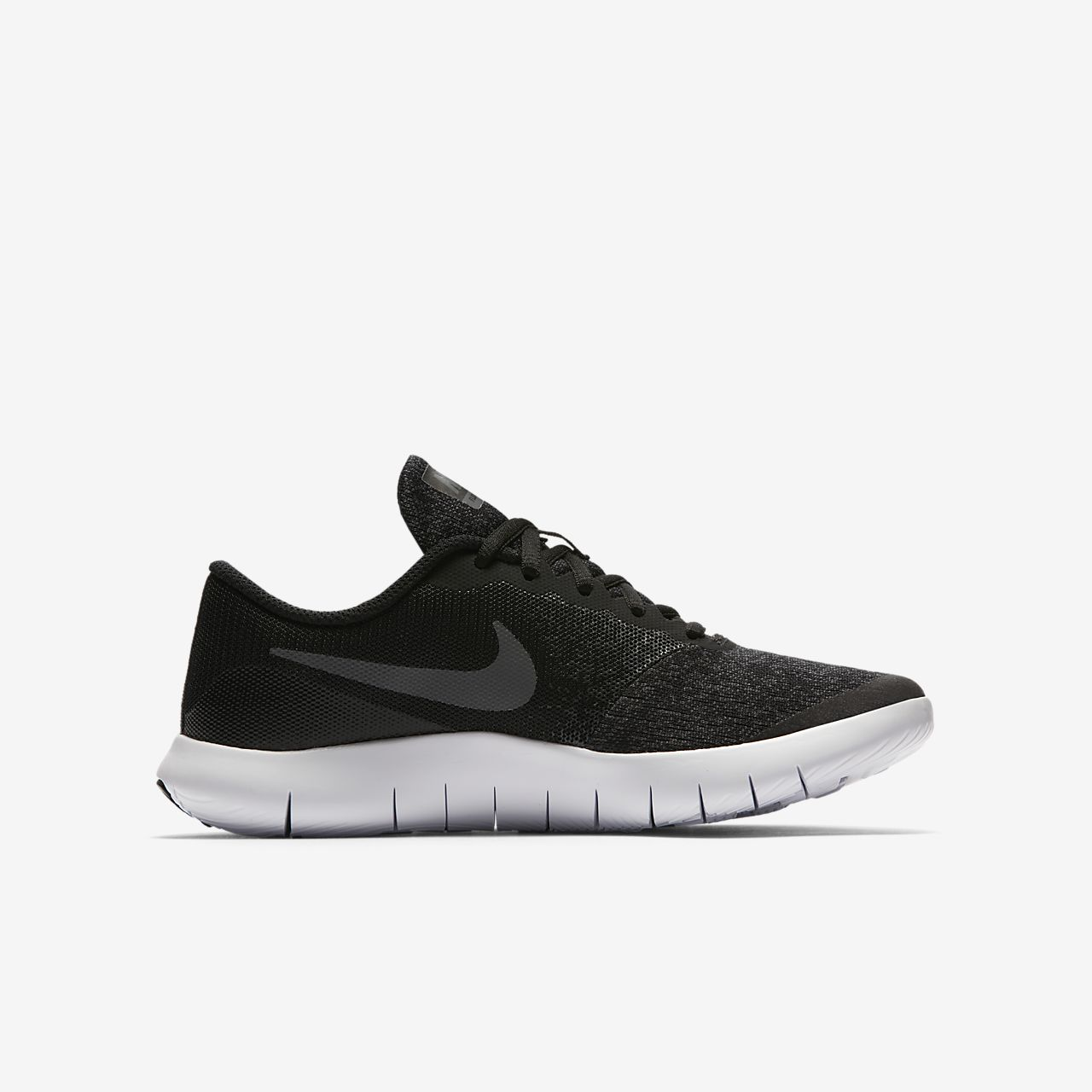 ba3d08b1a6489 Nike Flex Contact Big Kids  Running Shoe. Nike.com