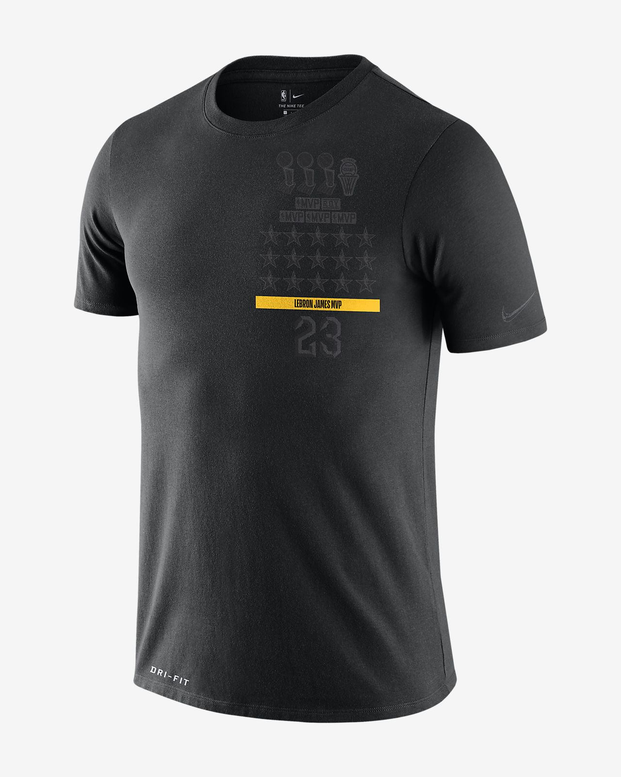 """(LeBron James) Nike Dri-FIT """"MVP"""" 男子 NBA T恤"""