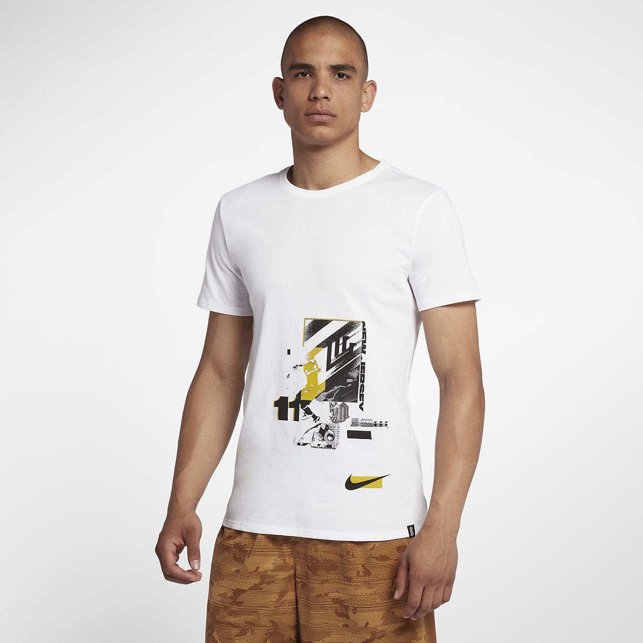 f58977a3 Kyrie Nike Dri-FIT Men's Basketball T-Shirt. Nike.com LU