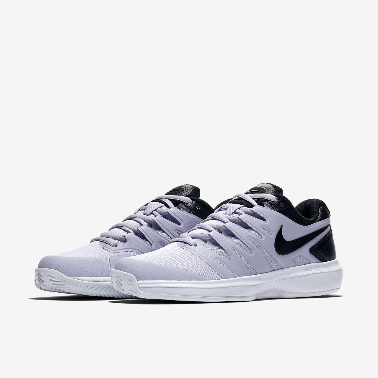 various colors 0d07c 0f825 ... Chaussure de tennis Nike Air Zoom Prestige Clay pour Femme