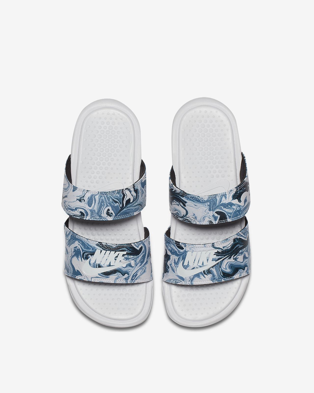 ... Nike Benassi Duo Ultra Marble Women's Slide